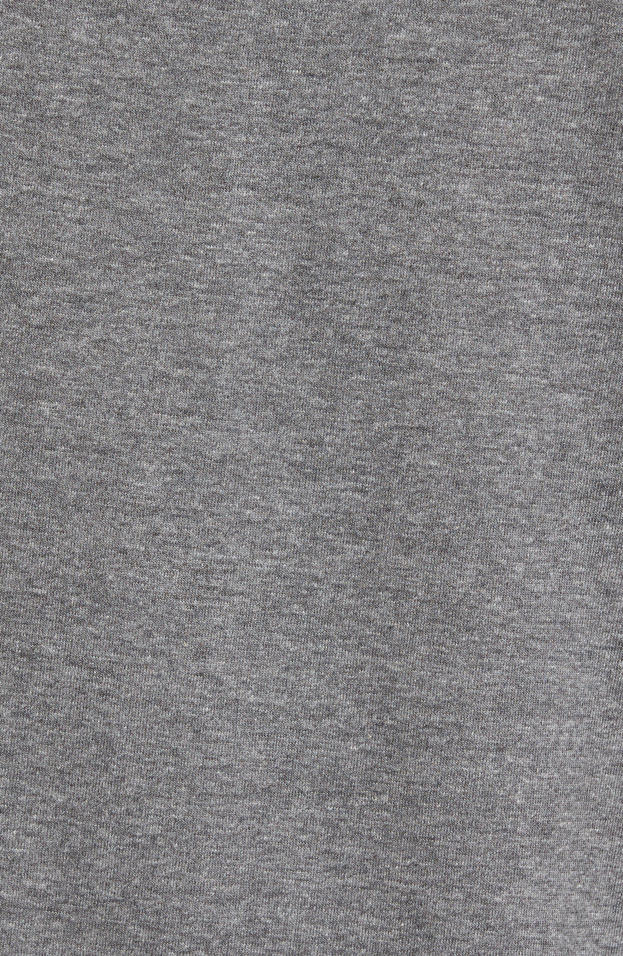 Russ Stripe T-Shirt,                             Alternate thumbnail 5, color,                             020