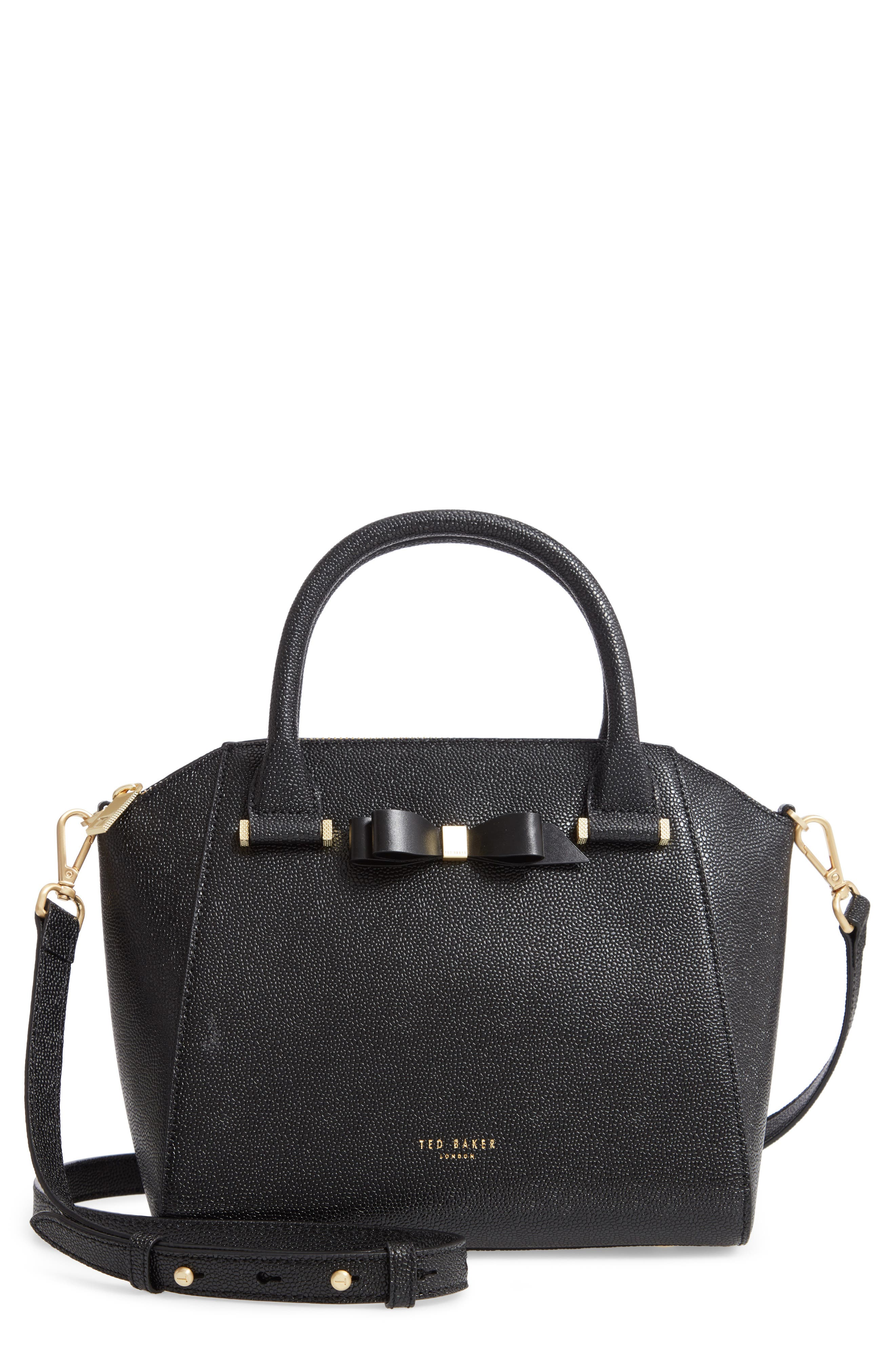 Janne Pebbled Leather Tote by Ted Baker London