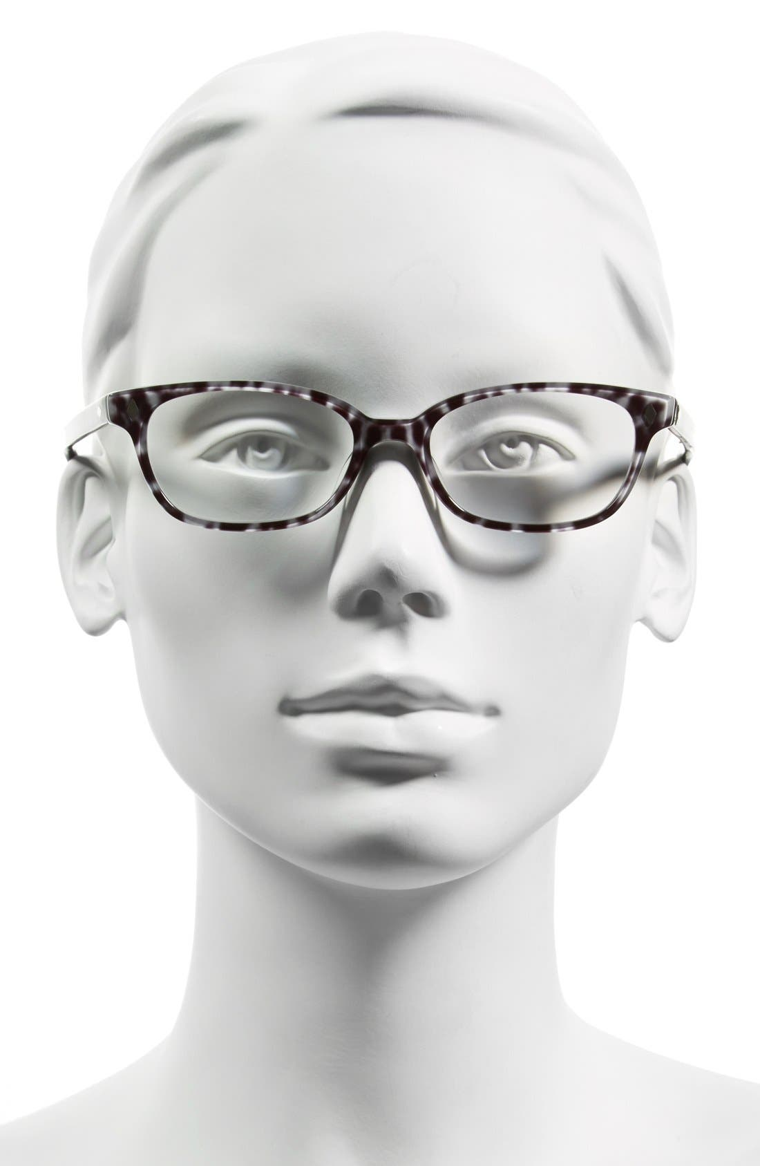 'Cyd' 50mm Reading Glasses,                             Alternate thumbnail 6, color,