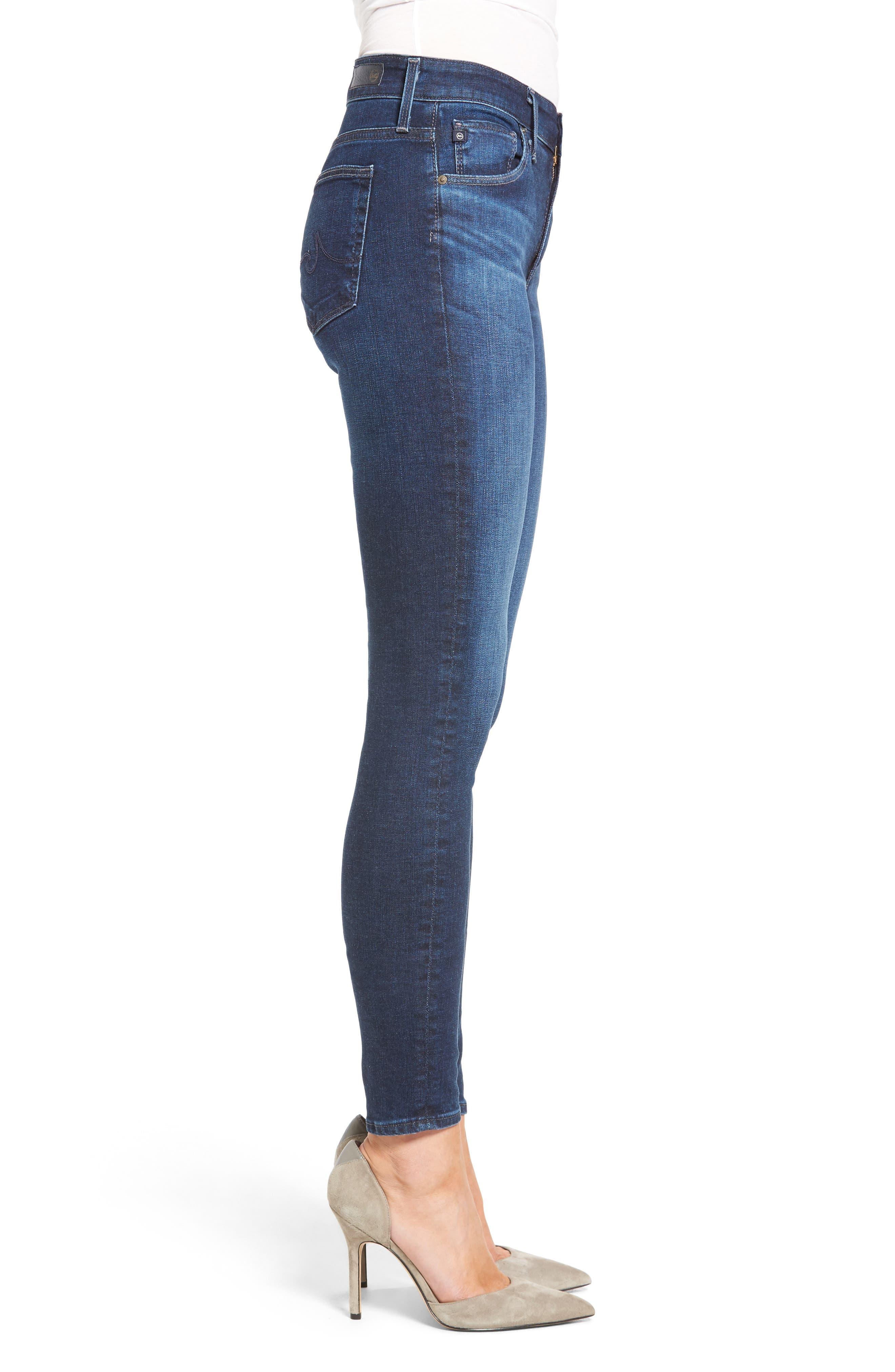 'The Farrah' High Rise Skinny Jeans,                             Alternate thumbnail 29, color,