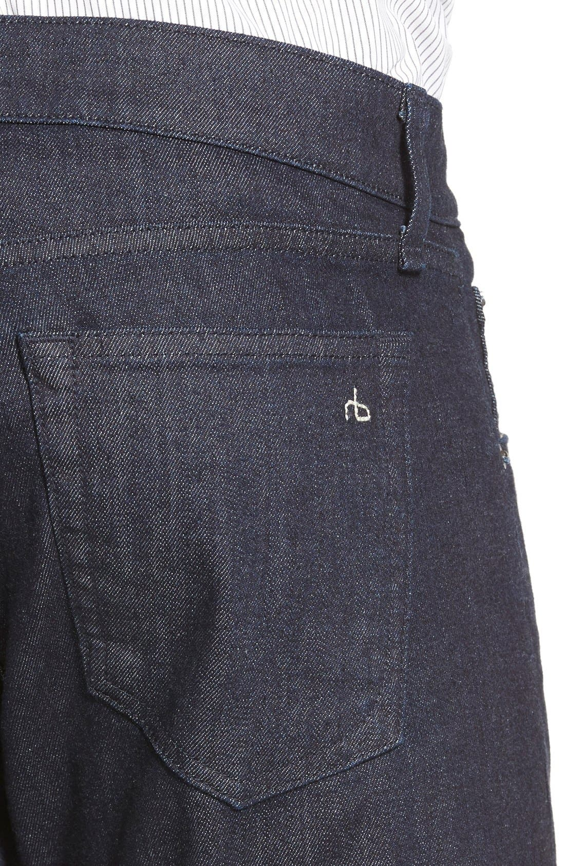 Standard Issue Fit 2 Slim Fit Jeans,                             Alternate thumbnail 5, color,                             TONAL RINSE