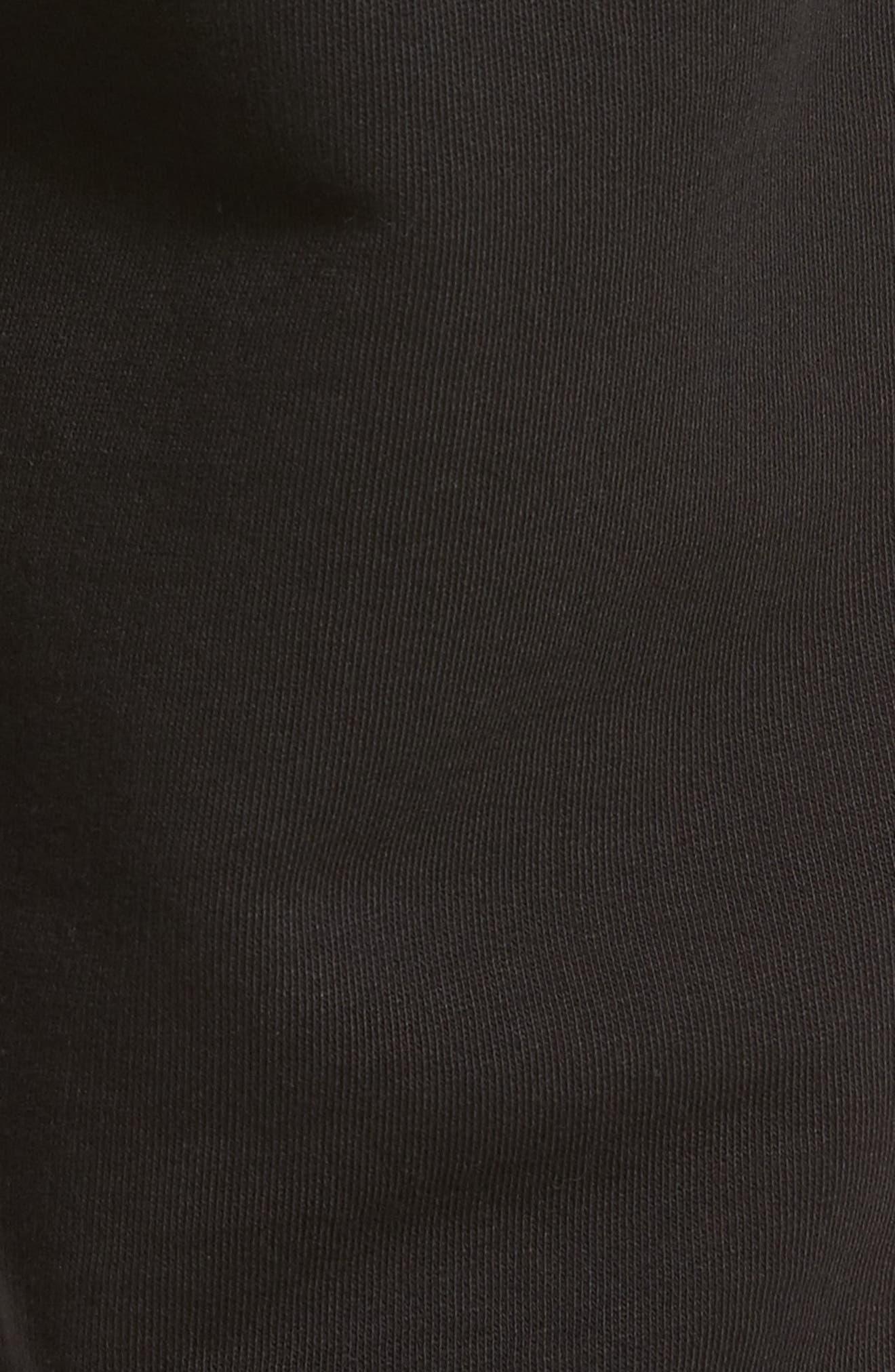 Stripe Athletic Shorts,                             Alternate thumbnail 5, color,                             010