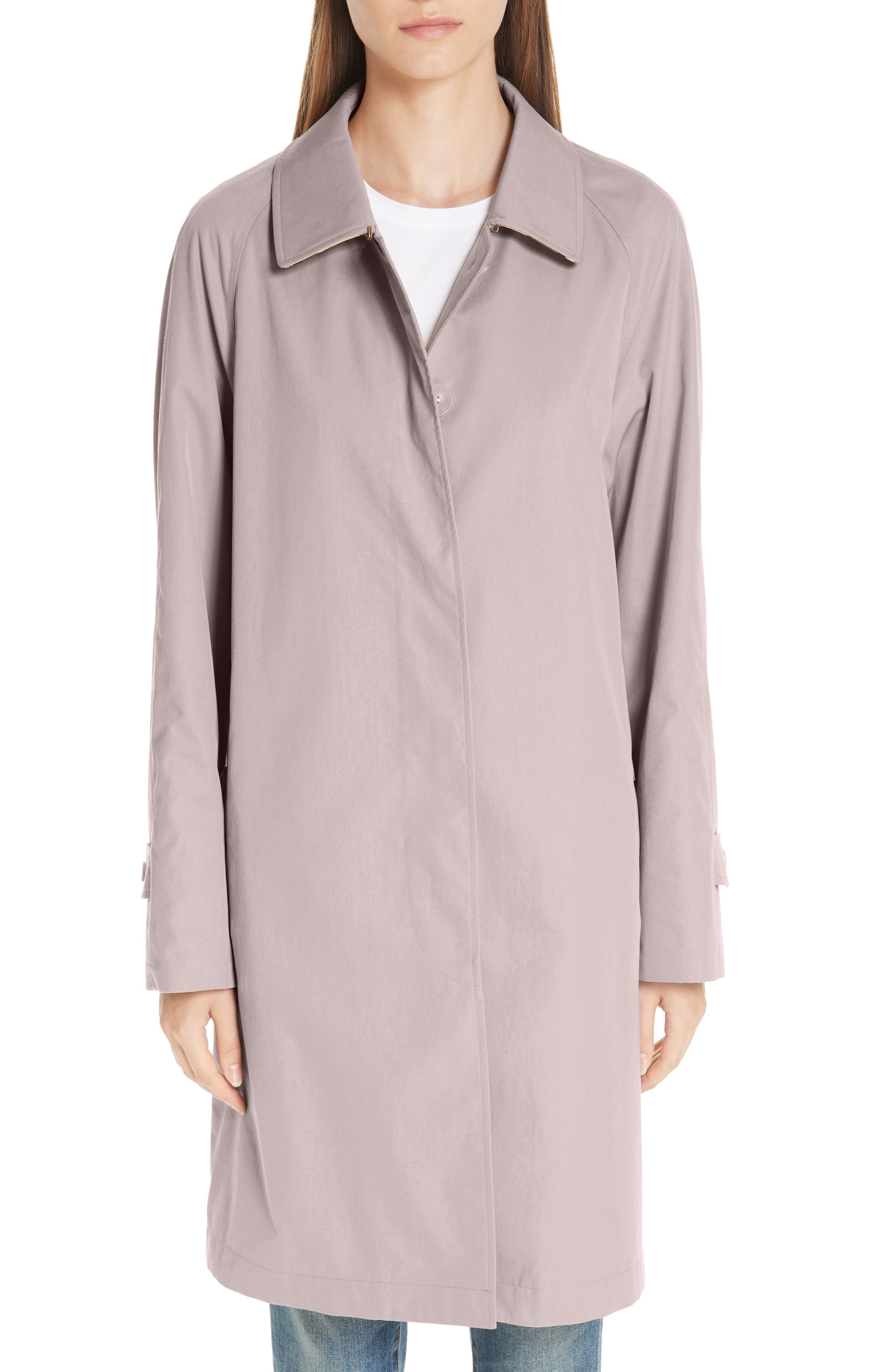 Camden Cotton Car Coat, Main, color, 651