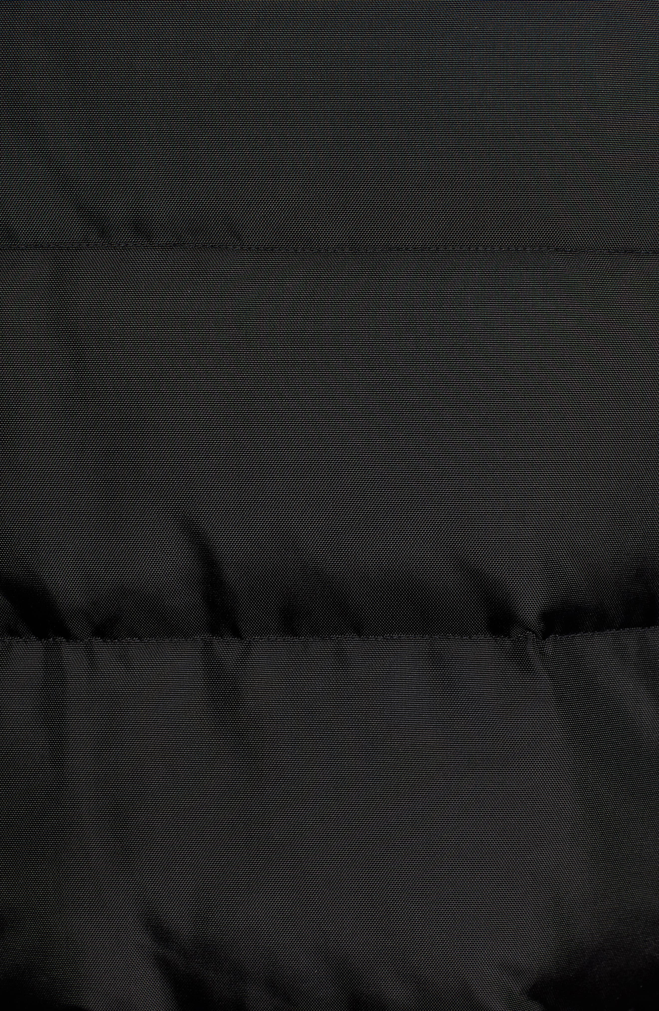 MARC NEW YORK,                             Stanton Oxford Puffer Jacket,                             Alternate thumbnail 7, color,                             BLACK