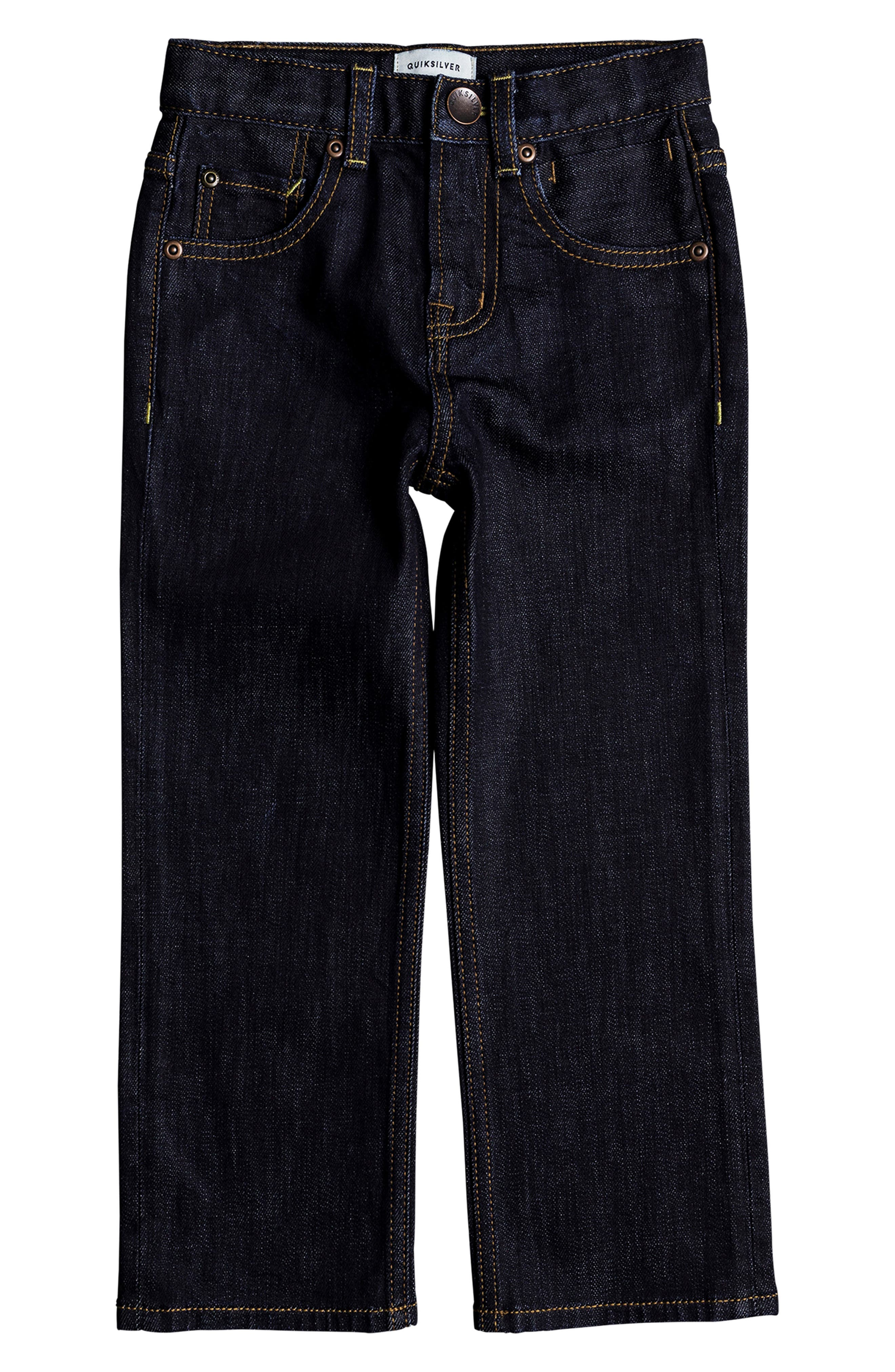 Sequel Rinse Jeans,                         Main,                         color, RINSE
