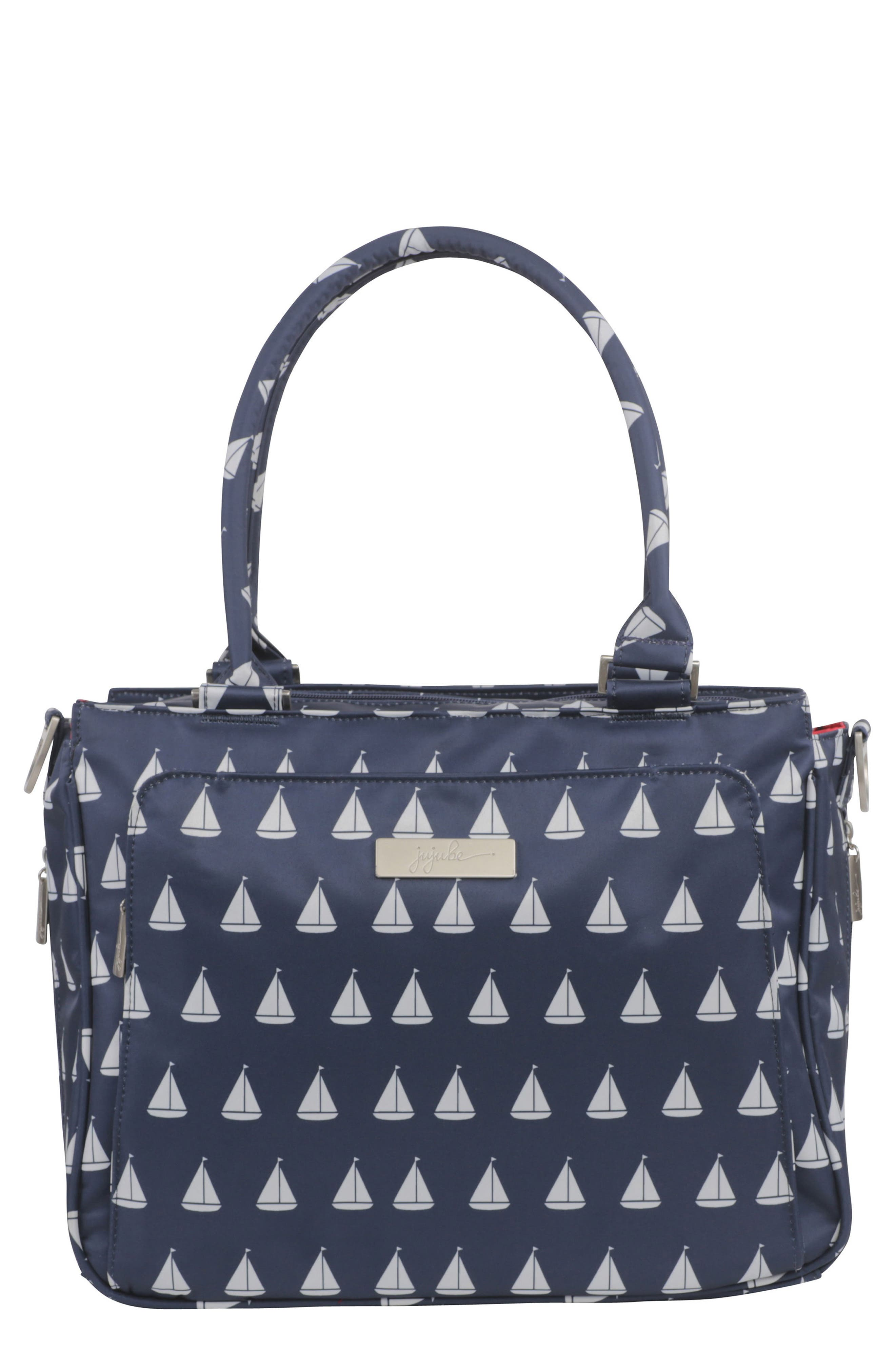 Be Classy - Coastal Collection Diaper Bag,                             Main thumbnail 5, color,