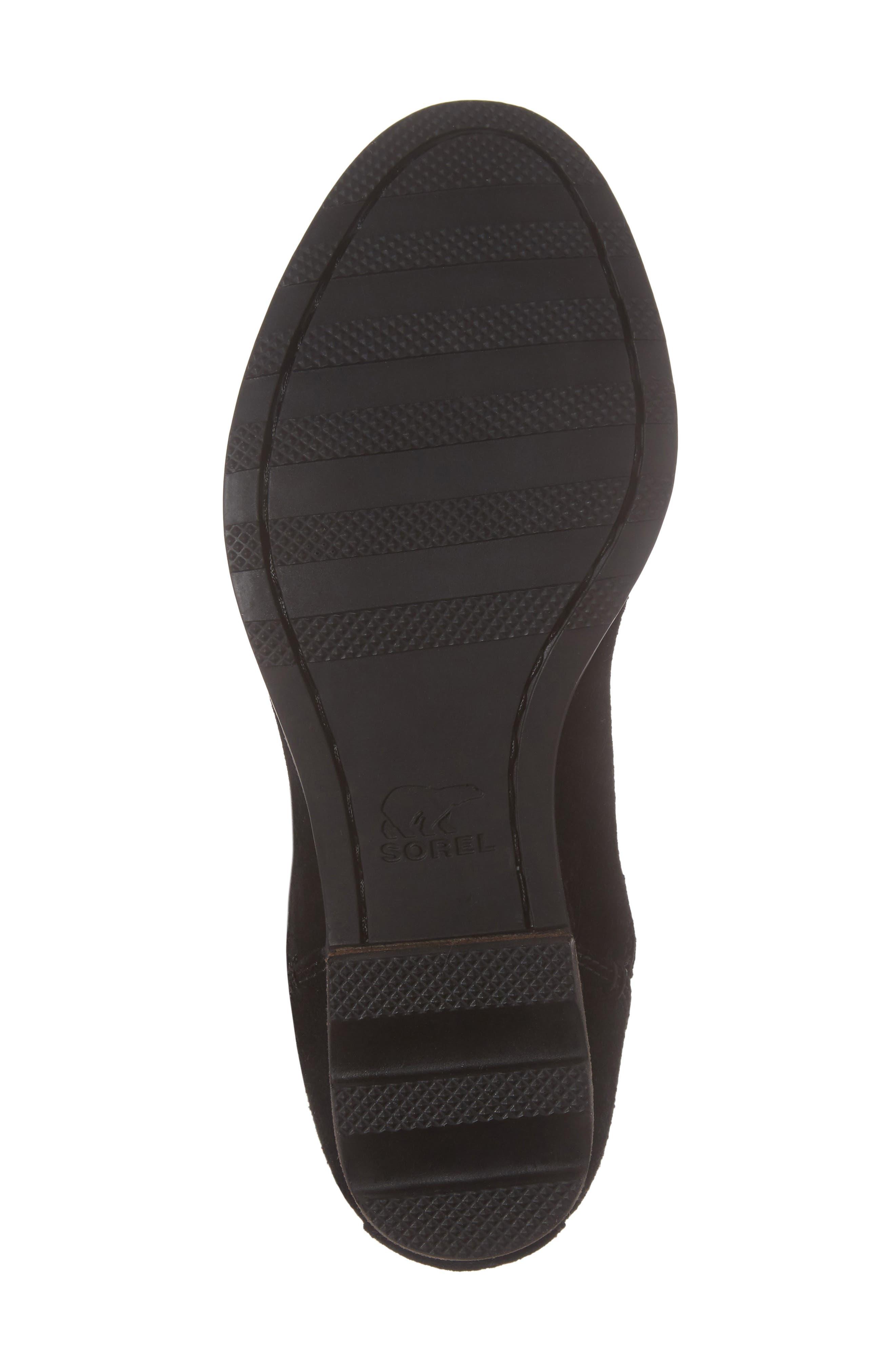 Farah Tall Waterproof Boot,                             Alternate thumbnail 6, color,                             010