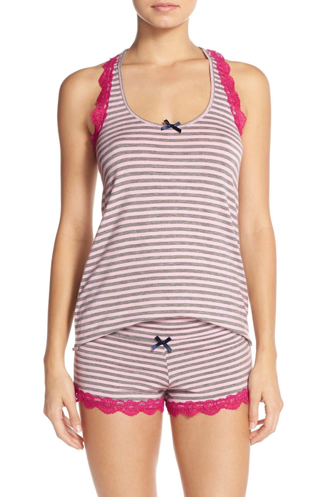 All Amercian Short Pajamas,                             Main thumbnail 24, color,