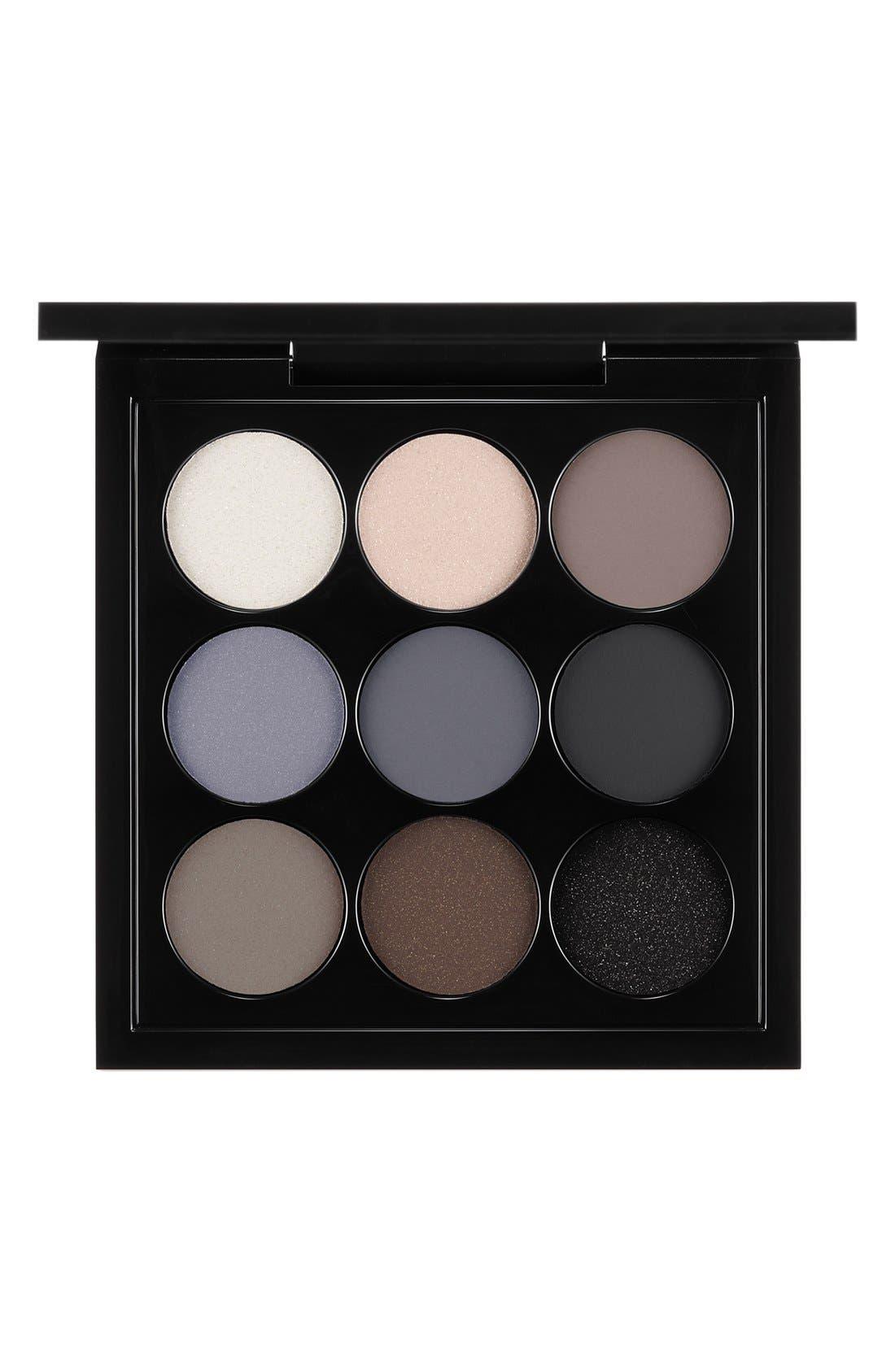 MAC Solar Glow Times Nine Eyeshadow Palette,                             Main thumbnail 9, color,