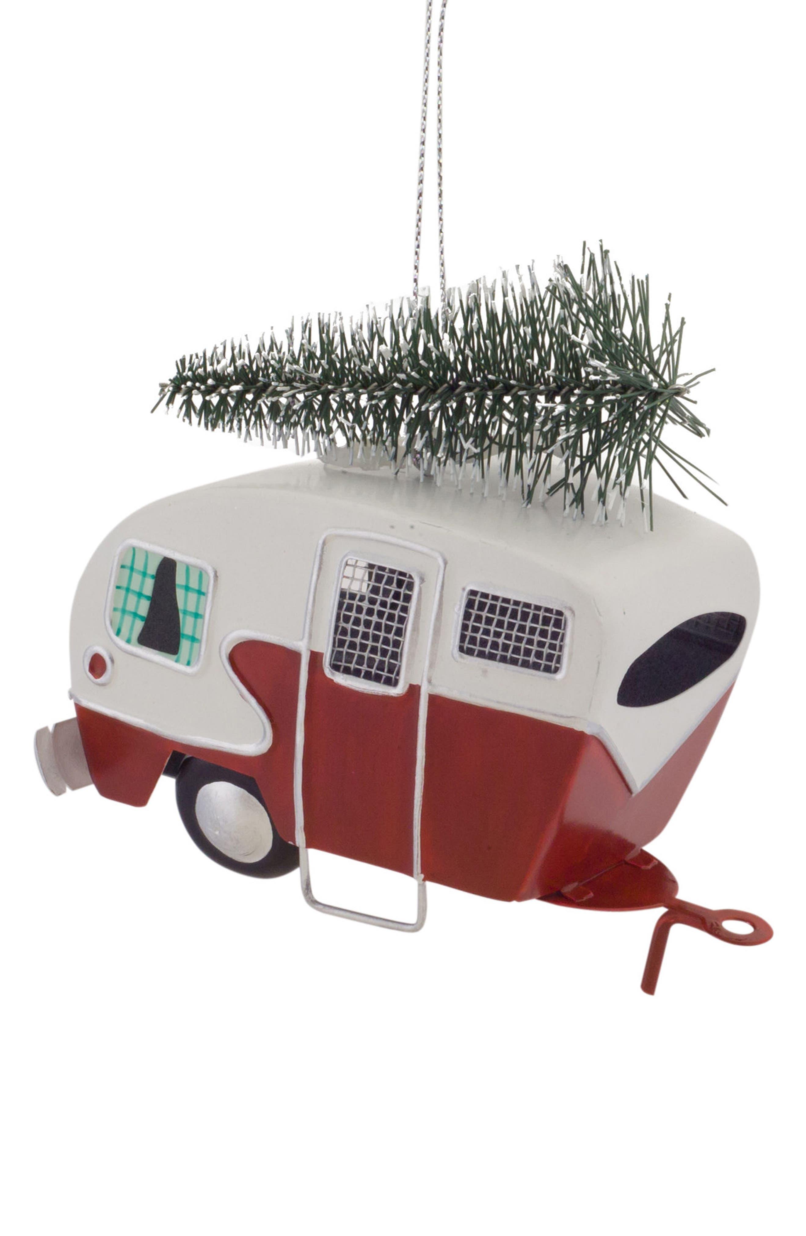 Camper Ornament,                         Main,                         color, 600