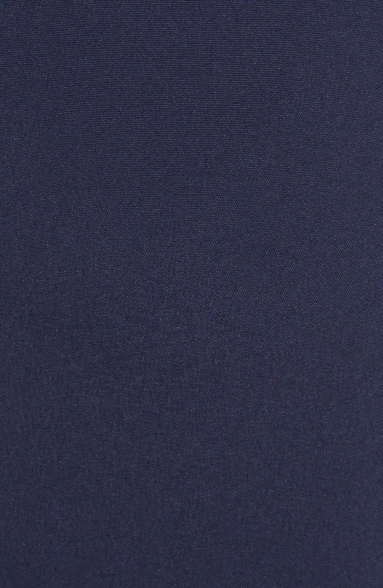Bellis Lace Cape Maxi Dress,                             Alternate thumbnail 5, color,                             400