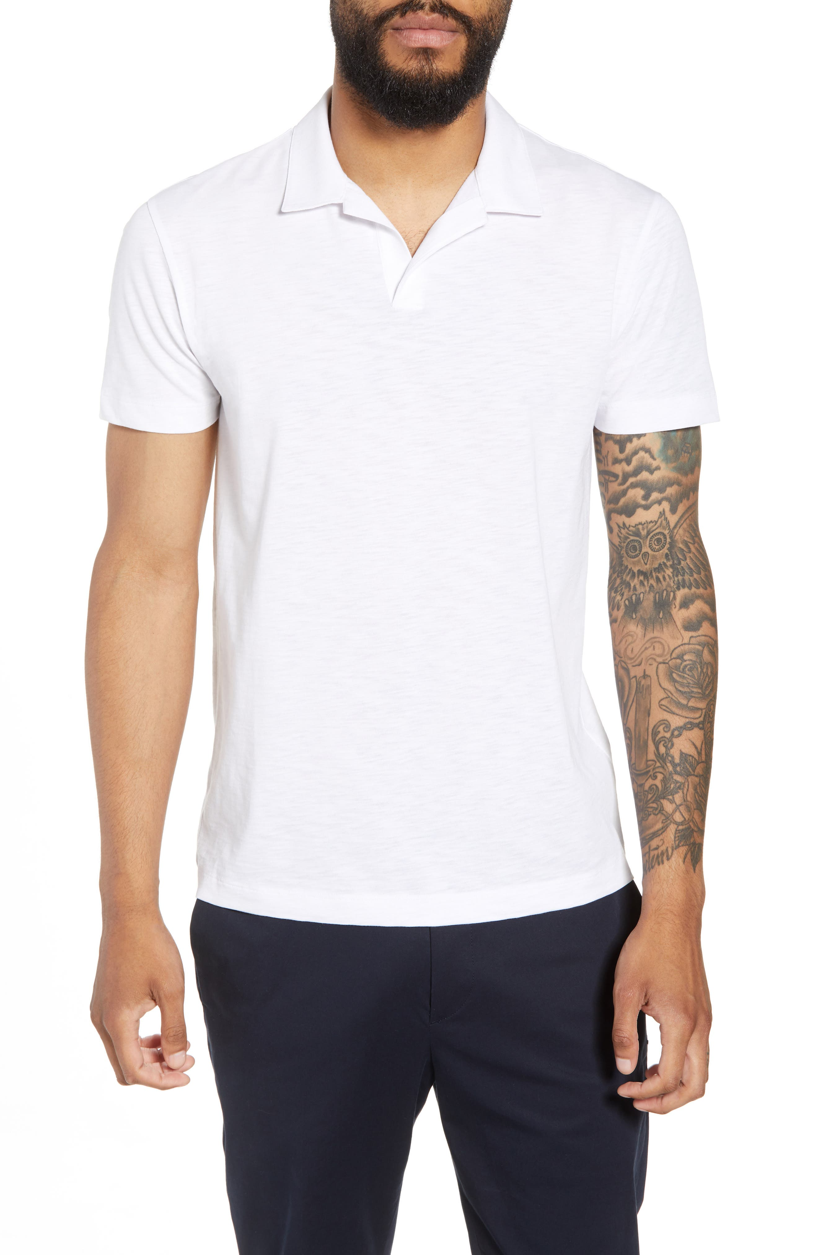 Willem Strato Regular Fit Polo,                             Main thumbnail 1, color,                             108