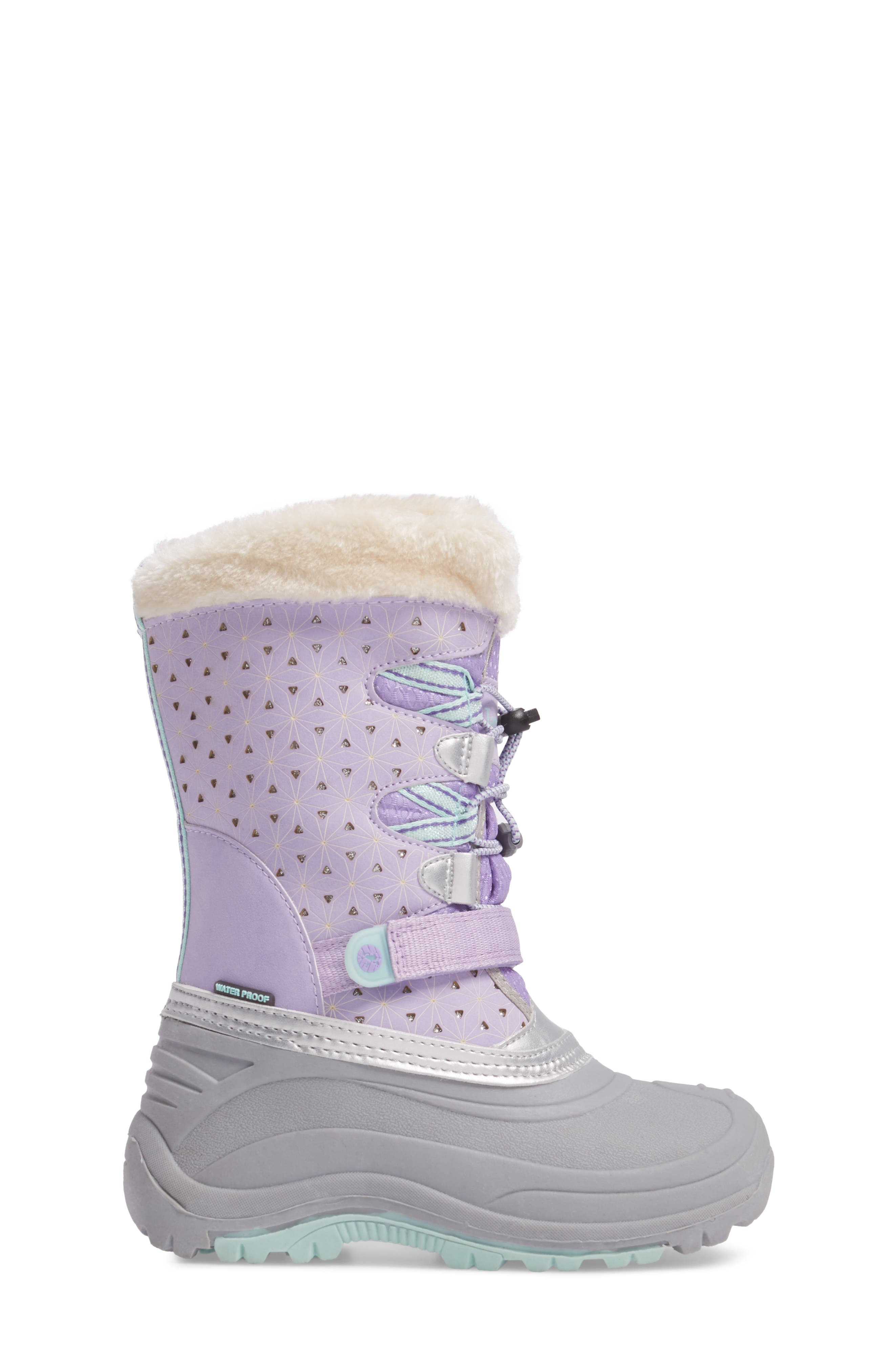 'Venom' Waterproof Insulated Snow Boot,                             Alternate thumbnail 6, color,