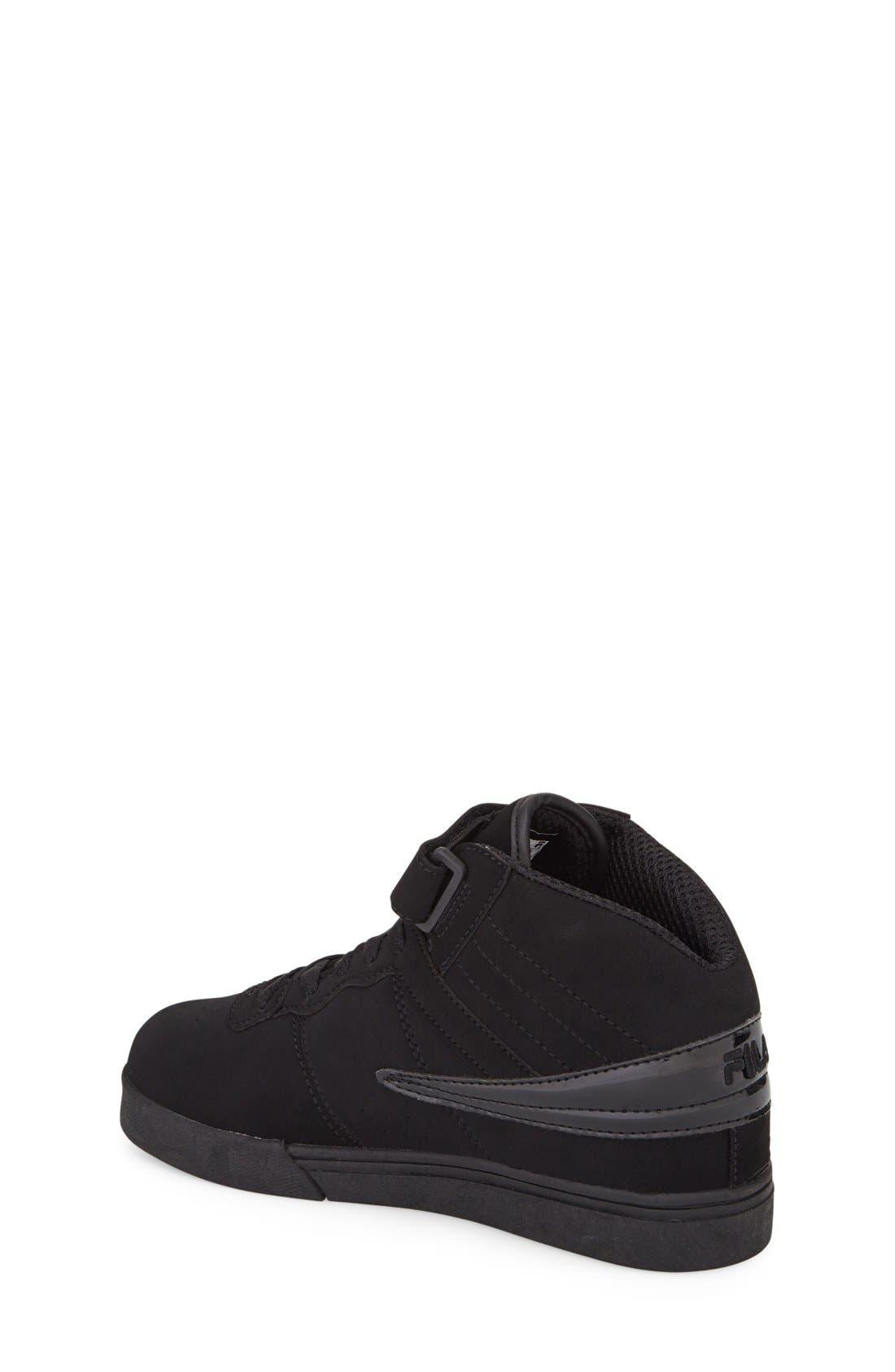 Vulc 13 High Top Sneaker,                             Alternate thumbnail 2, color,                             001