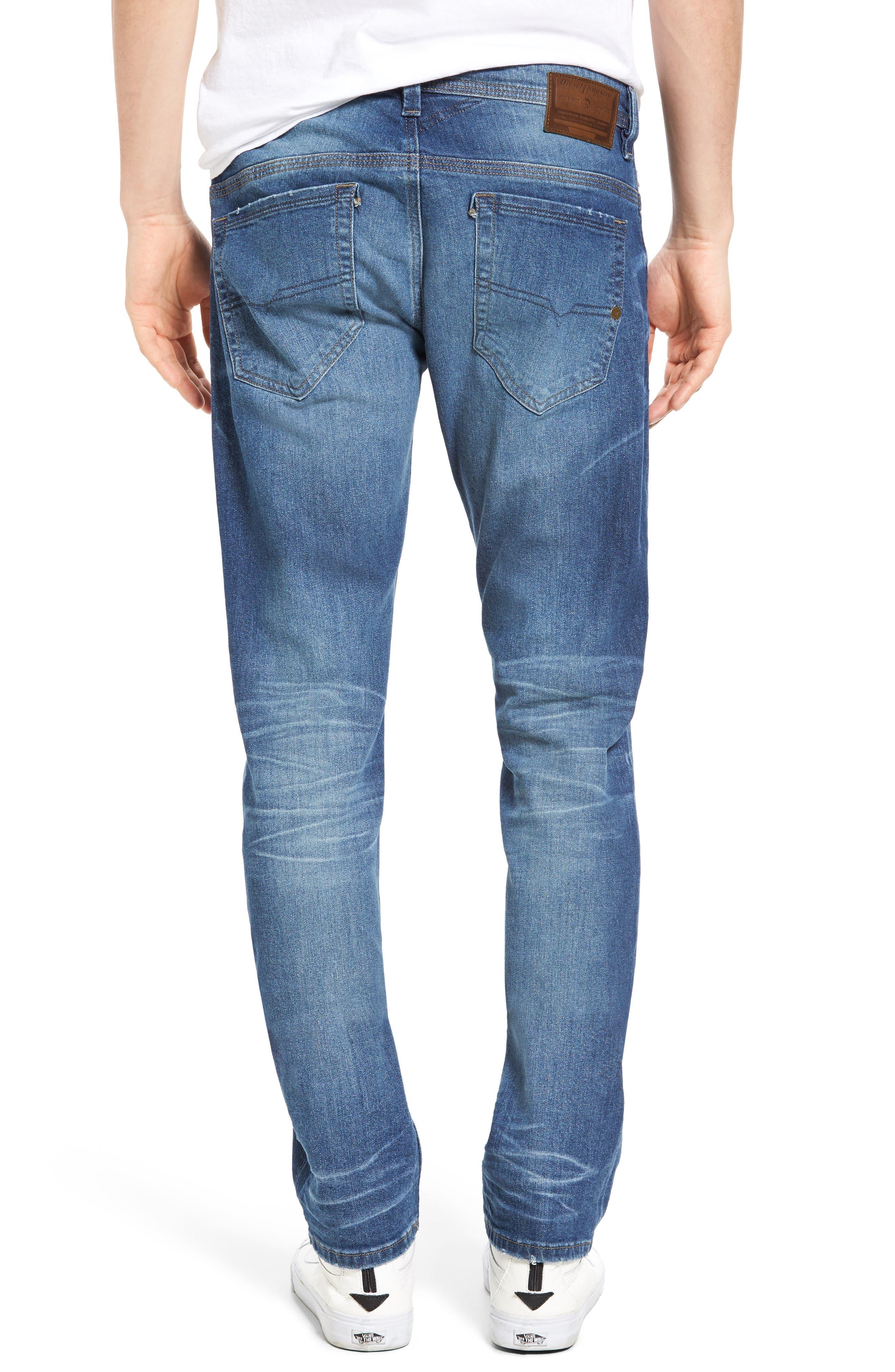 Thavar Skinny Fit Jeans,                             Alternate thumbnail 2, color,                             400