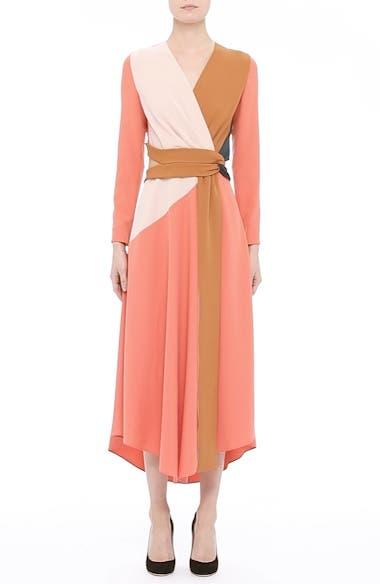 Himera Wrap Dress, video thumbnail