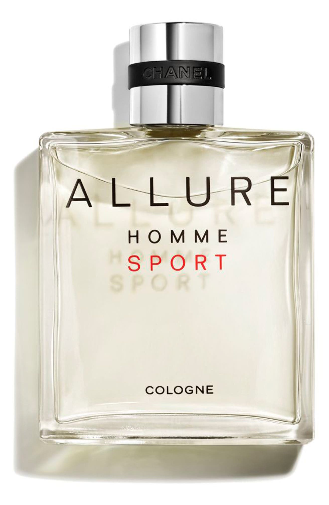 ALLURE HOMME SPORT Cologne Spray,                             Alternate thumbnail 2, color,                             NO COLOR