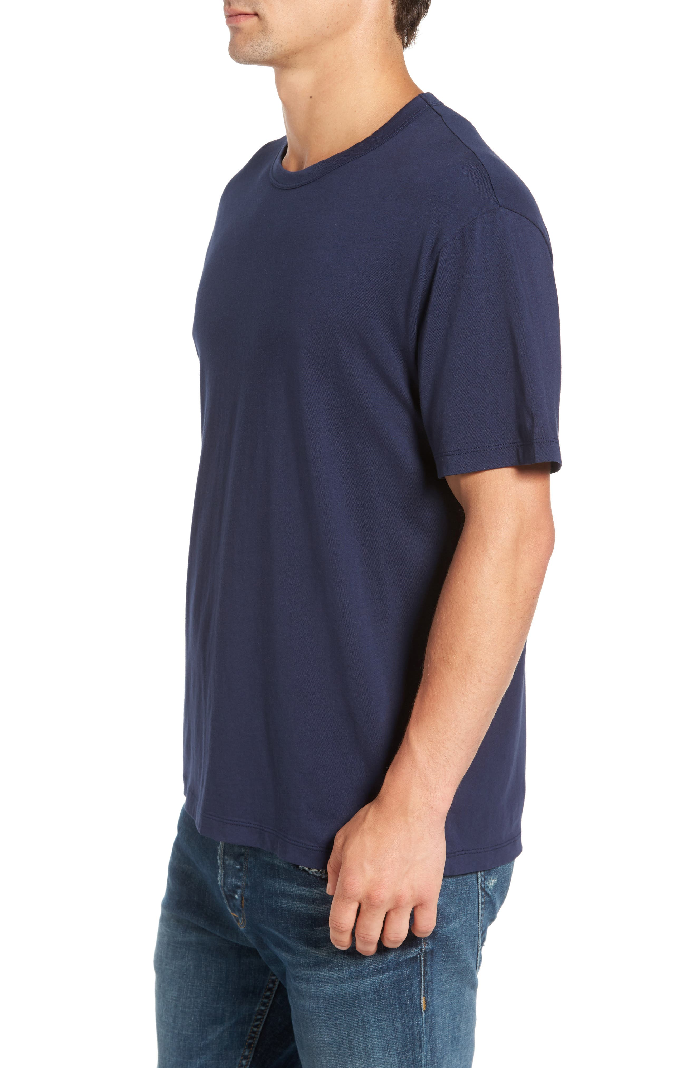 Spinnaker Bay Sports Fit Crewneck T-Shirt,                             Alternate thumbnail 12, color,