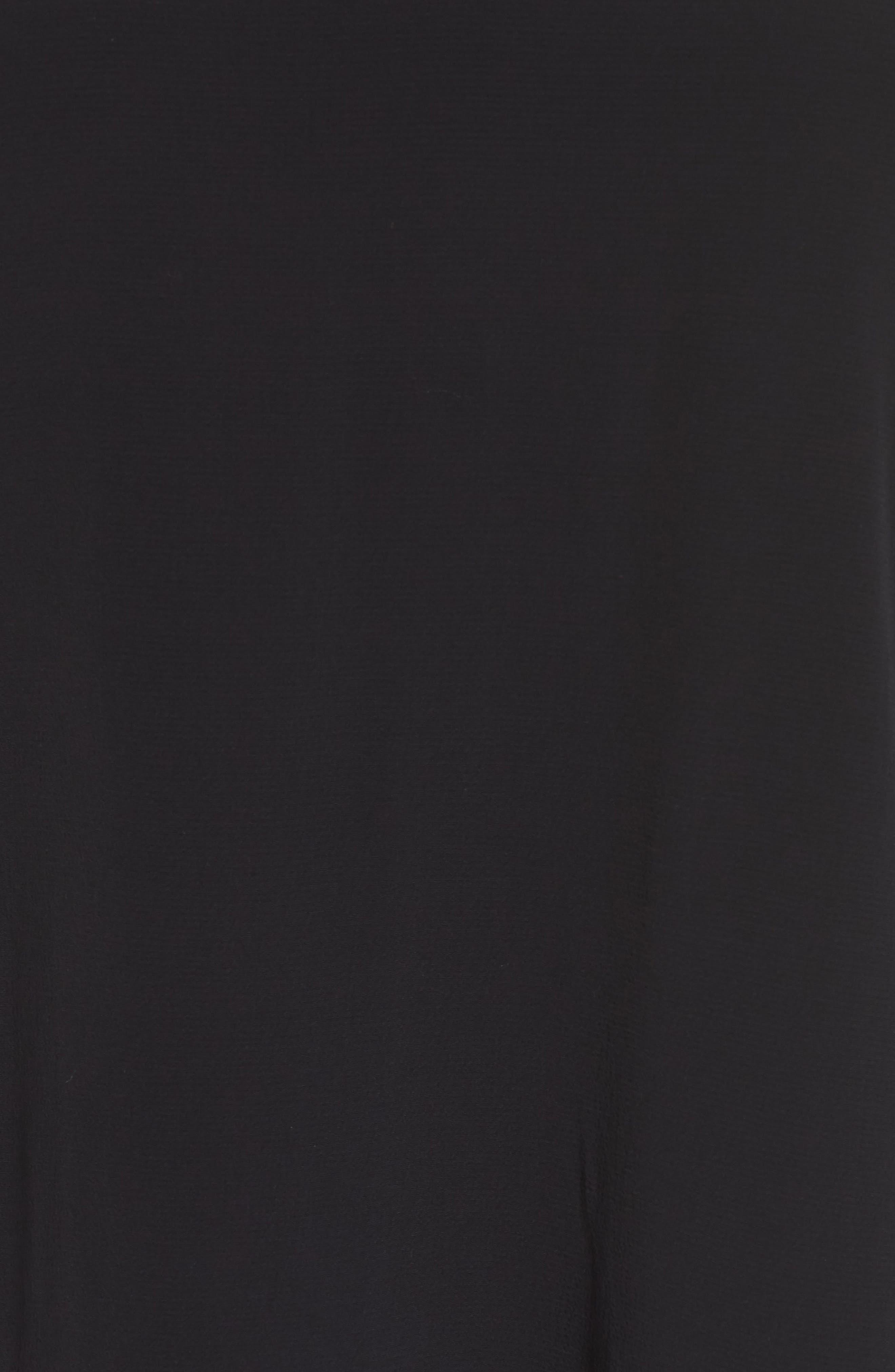 Cami Dress,                             Alternate thumbnail 6, color,                             001