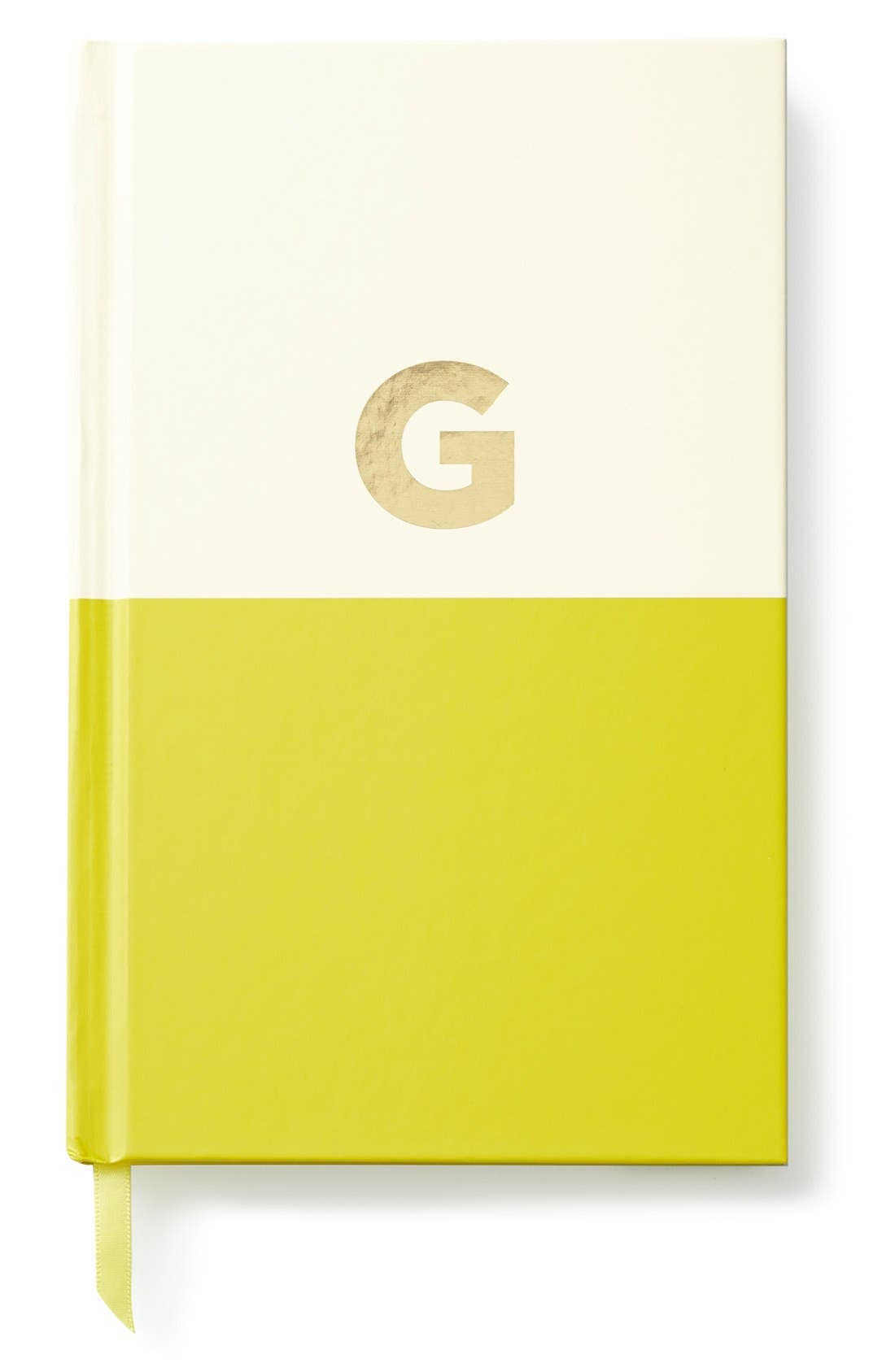 'dipped' personalized journal,                             Main thumbnail 3, color,