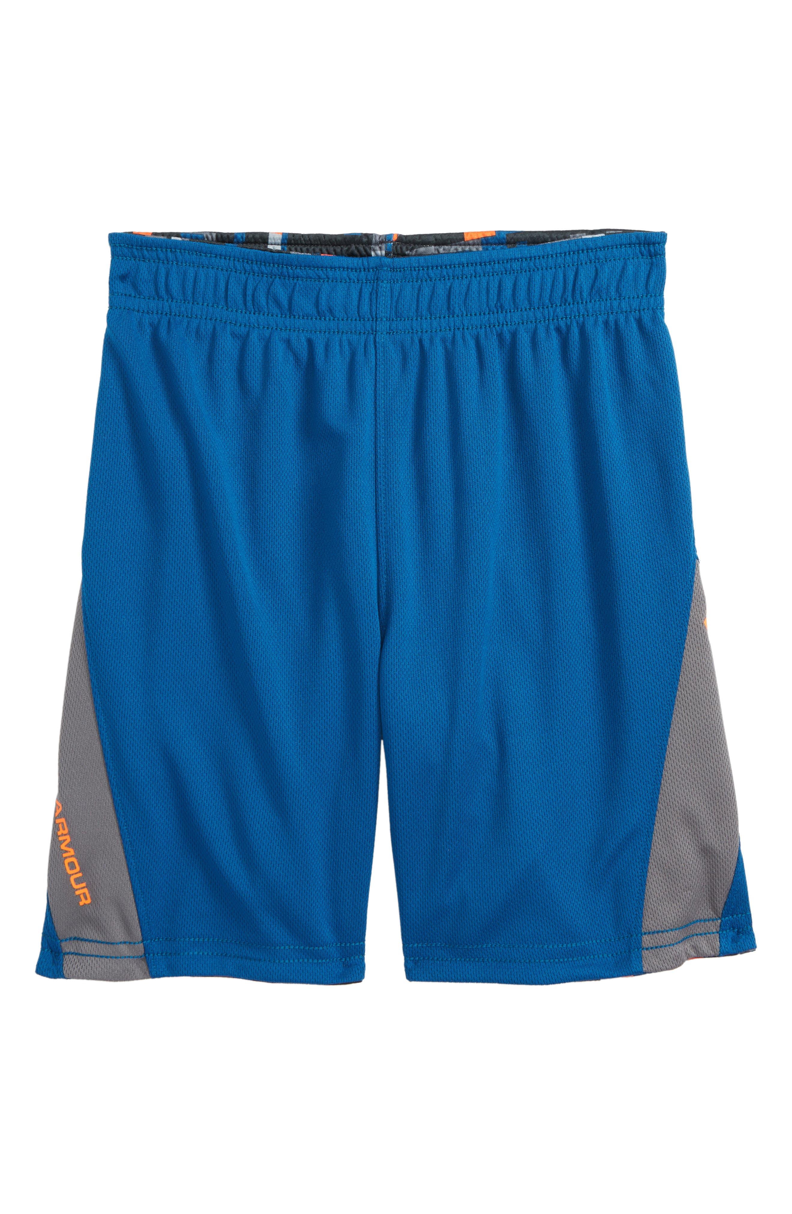 Reversible HeatGear<sup>®</sup> Shorts,                             Alternate thumbnail 2, color,                             401