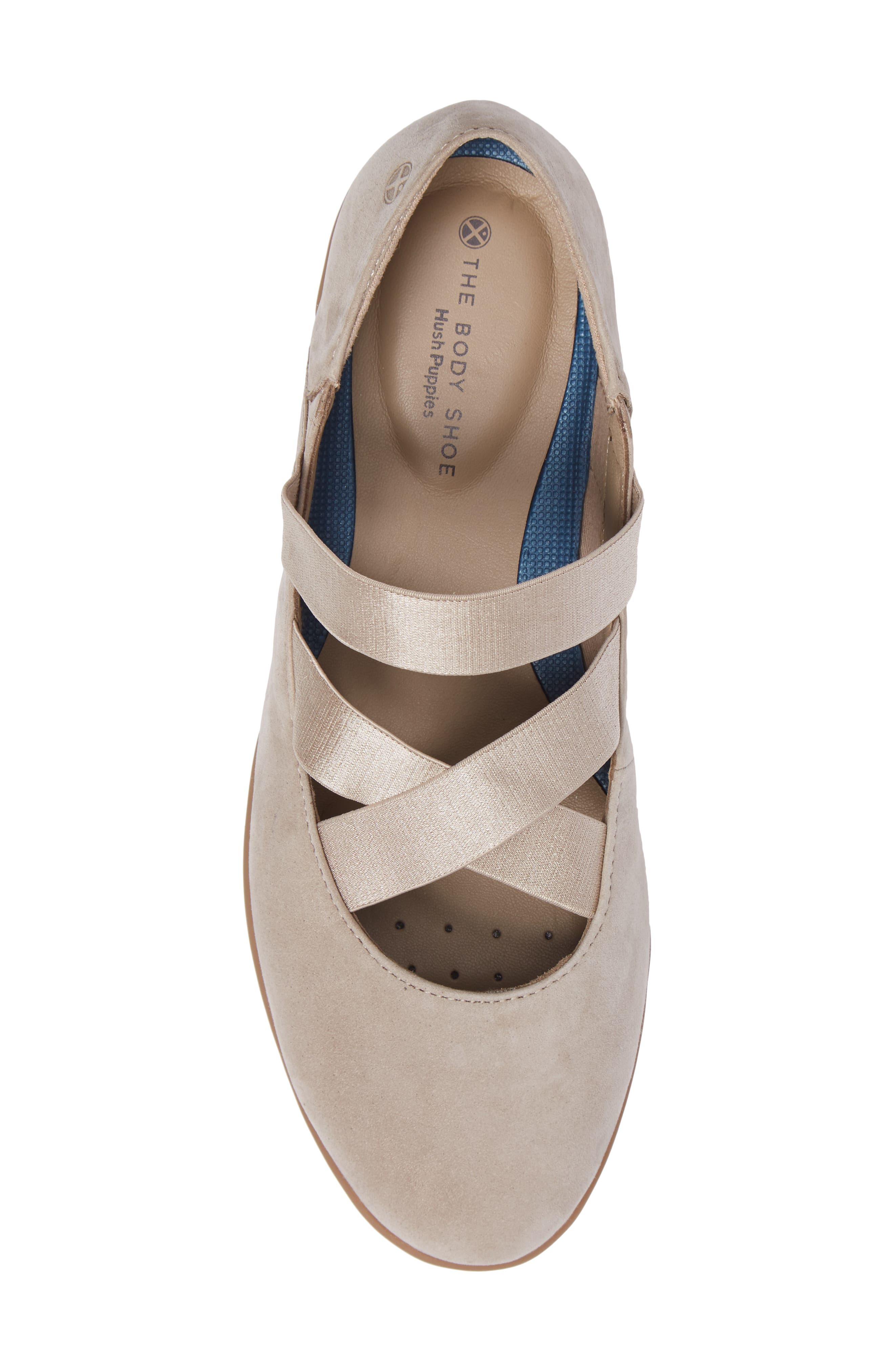 Meree Madrine Cross Strap Flat,                             Alternate thumbnail 25, color,