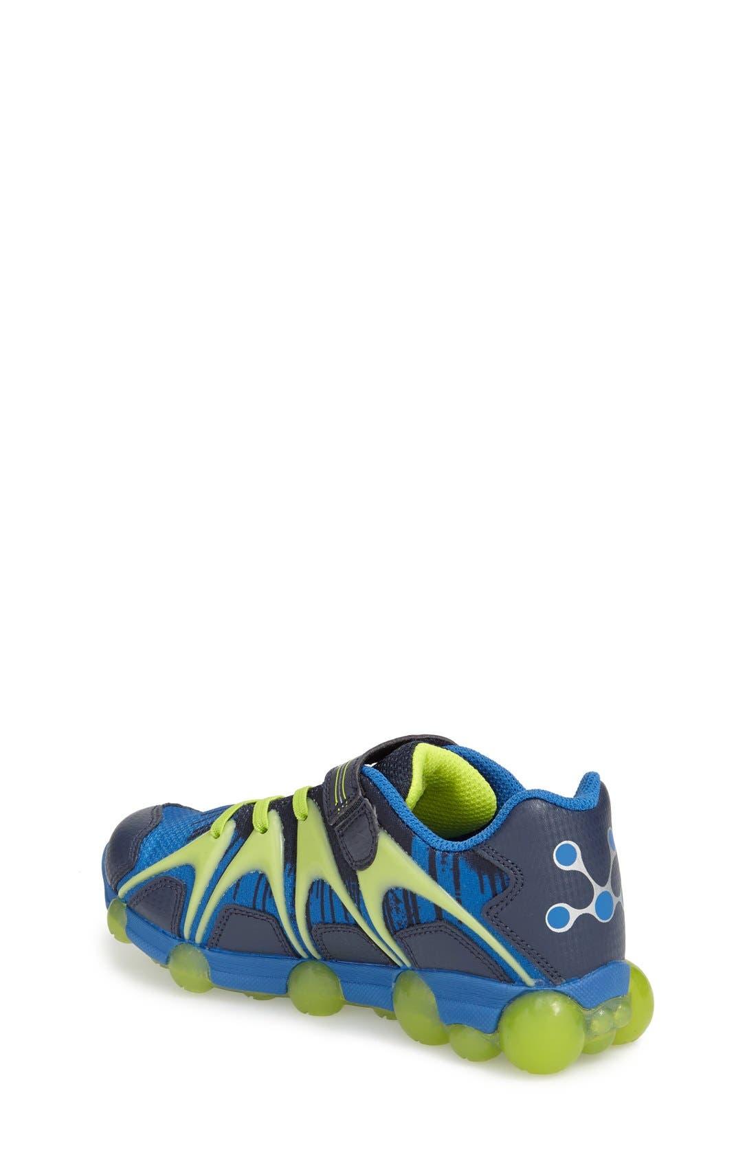 'Leepz' Light-Up Sneaker,                             Alternate thumbnail 13, color,