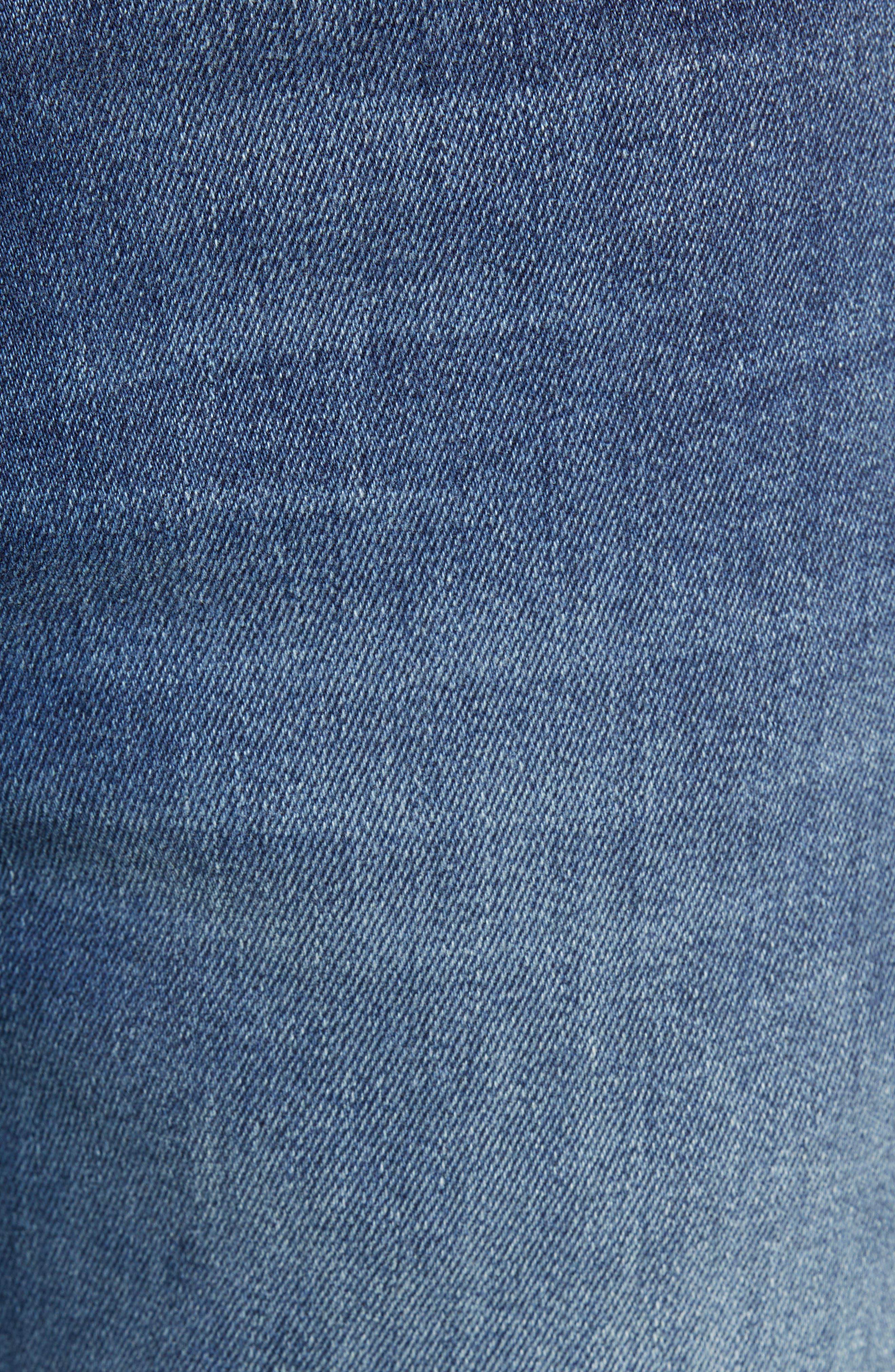 Torino Slim Fit Jeans,                             Alternate thumbnail 5, color,                             EMPIRE BLUE