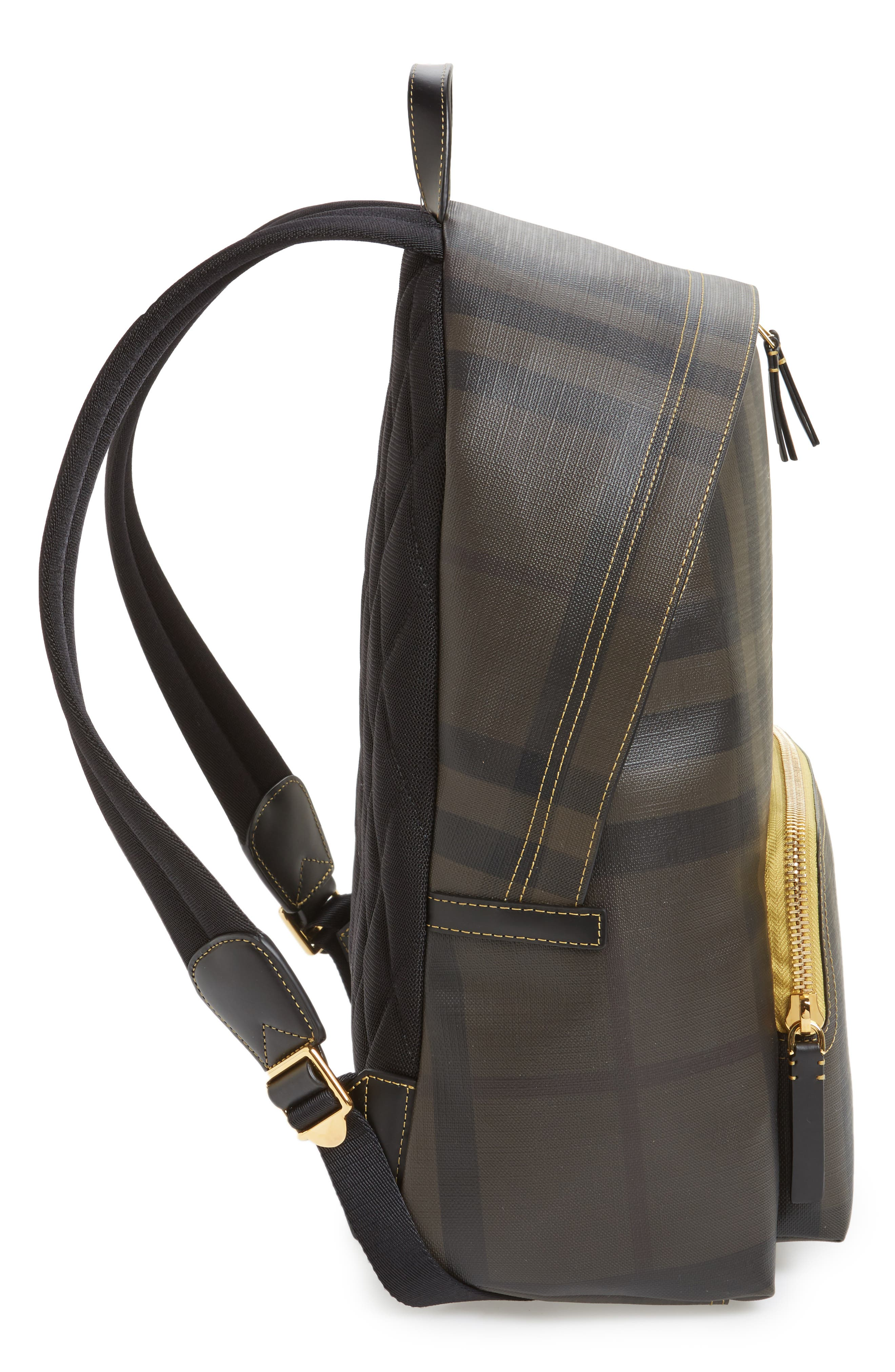Abbeydale Check Backpack,                             Alternate thumbnail 5, color,                             722