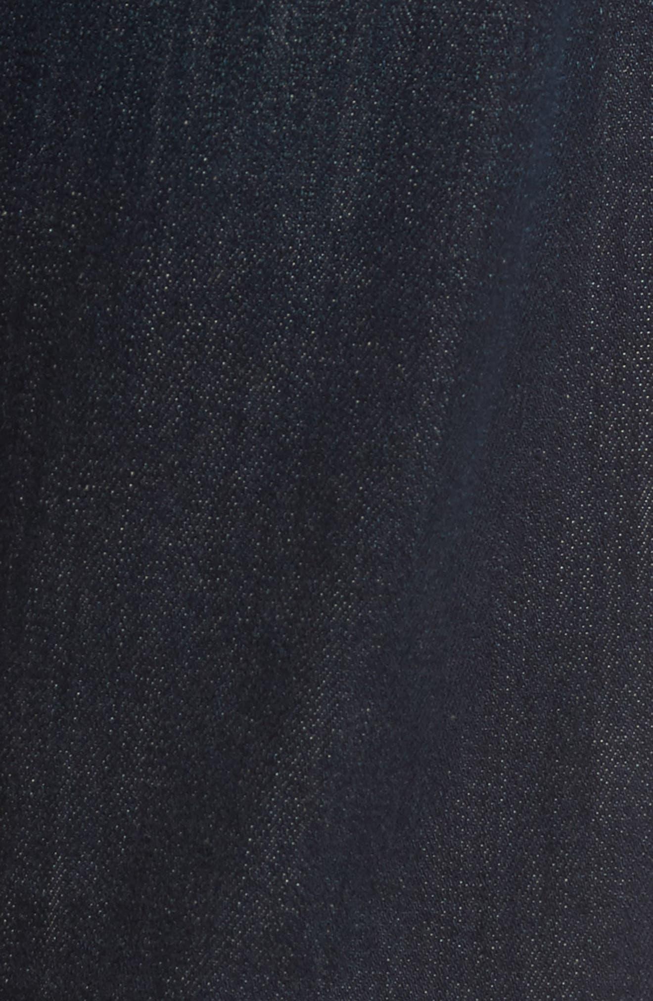 Avery Slim Straight Leg Jeans,                             Alternate thumbnail 5, color,                             426