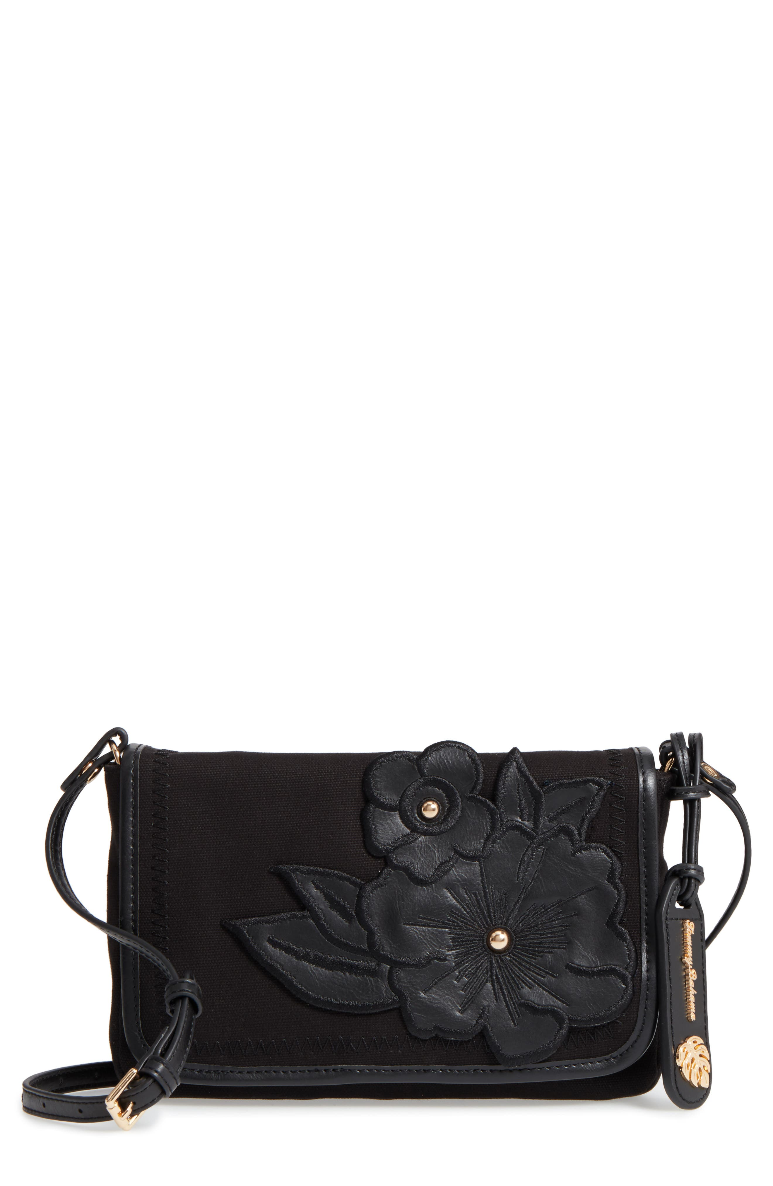 Casbah Convertible Canvas Crossbody Bag,                         Main,                         color, 001