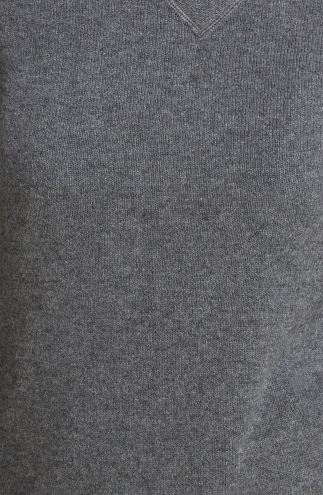Cashmere Sweater,                             Alternate thumbnail 3, color,                             020