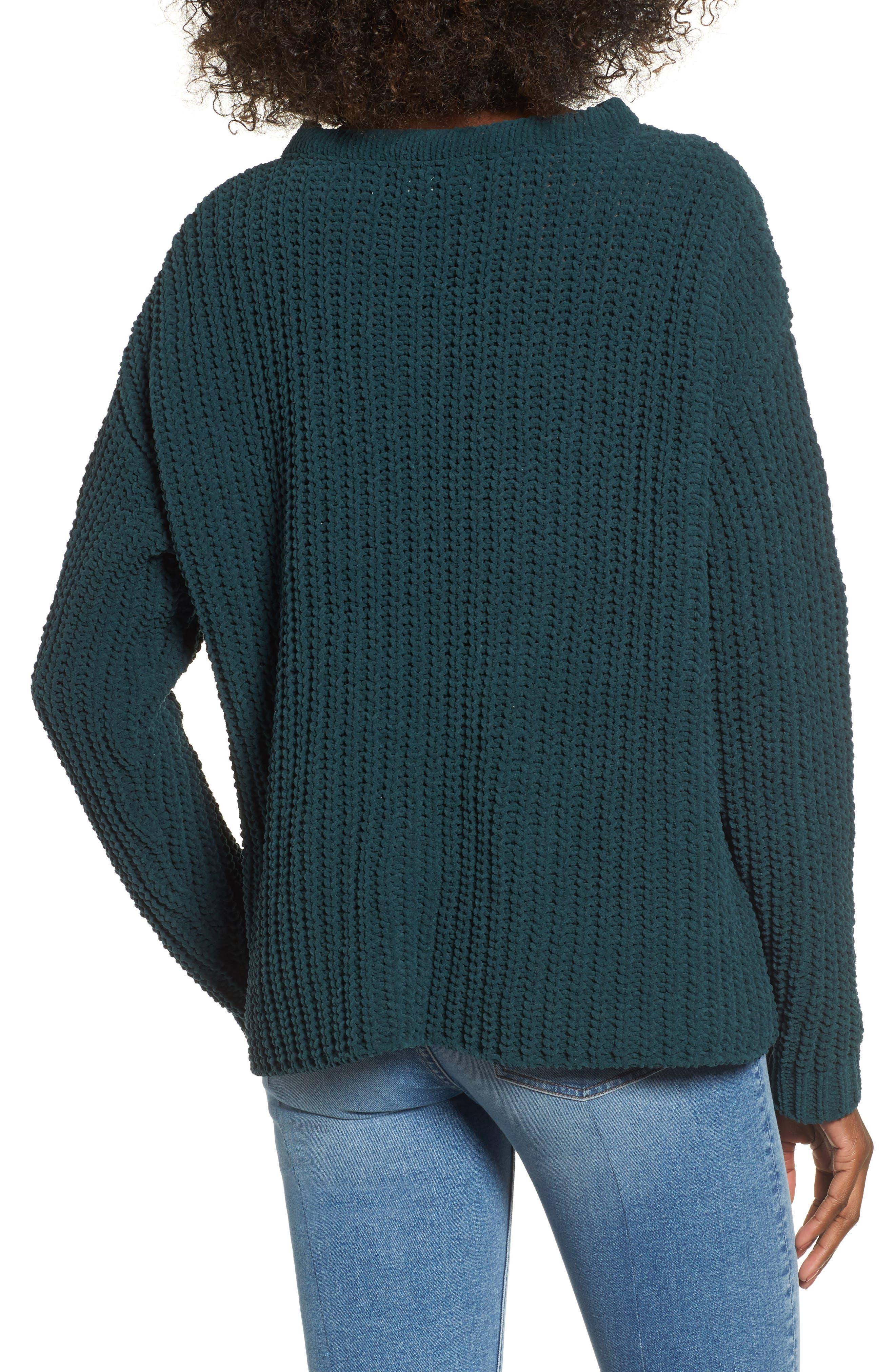 Mary Lous Choker Sweater,                             Alternate thumbnail 2, color,                             300