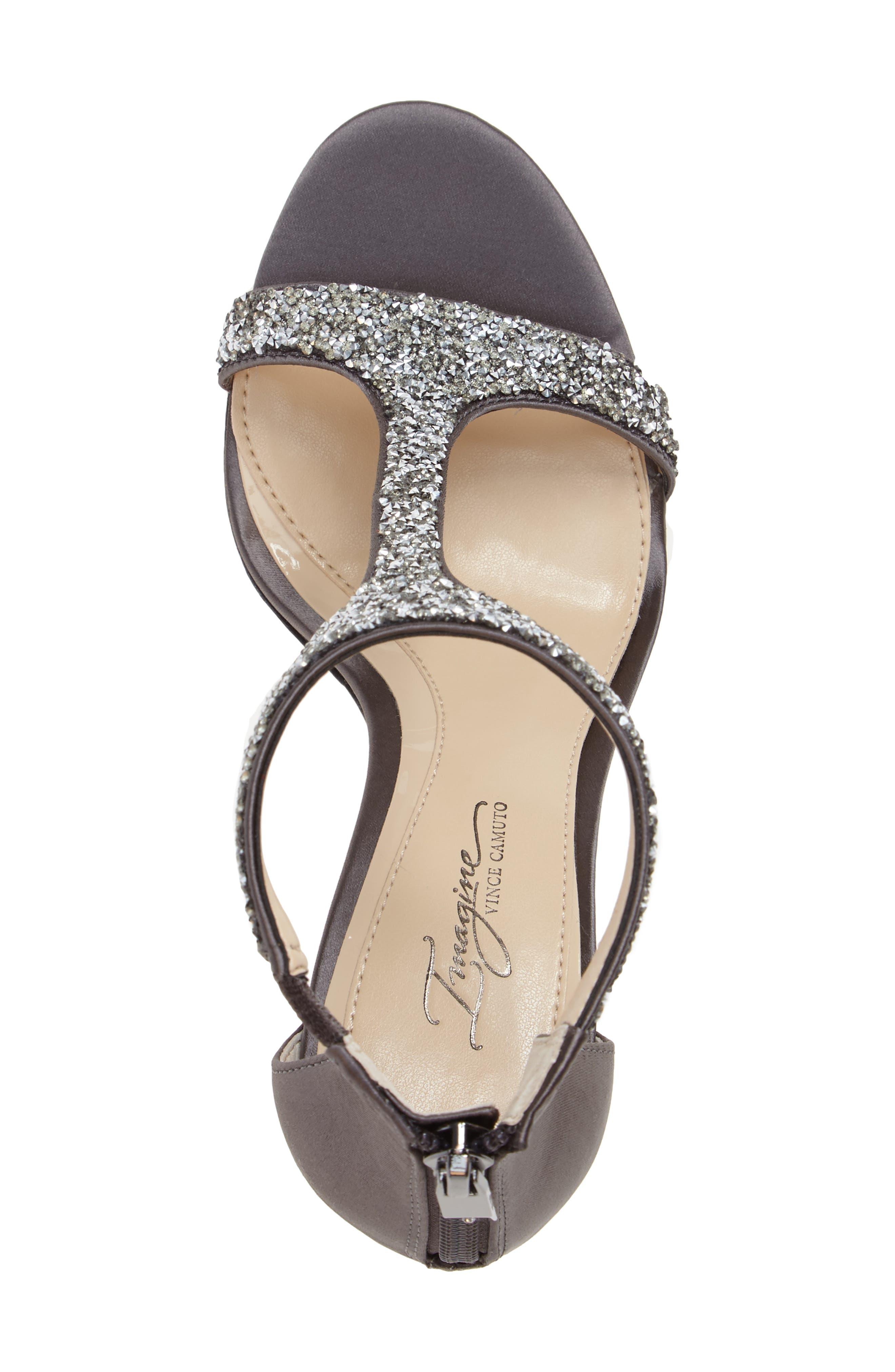 'Phoebe' Embellished T-Strap Sandal,                             Alternate thumbnail 43, color,