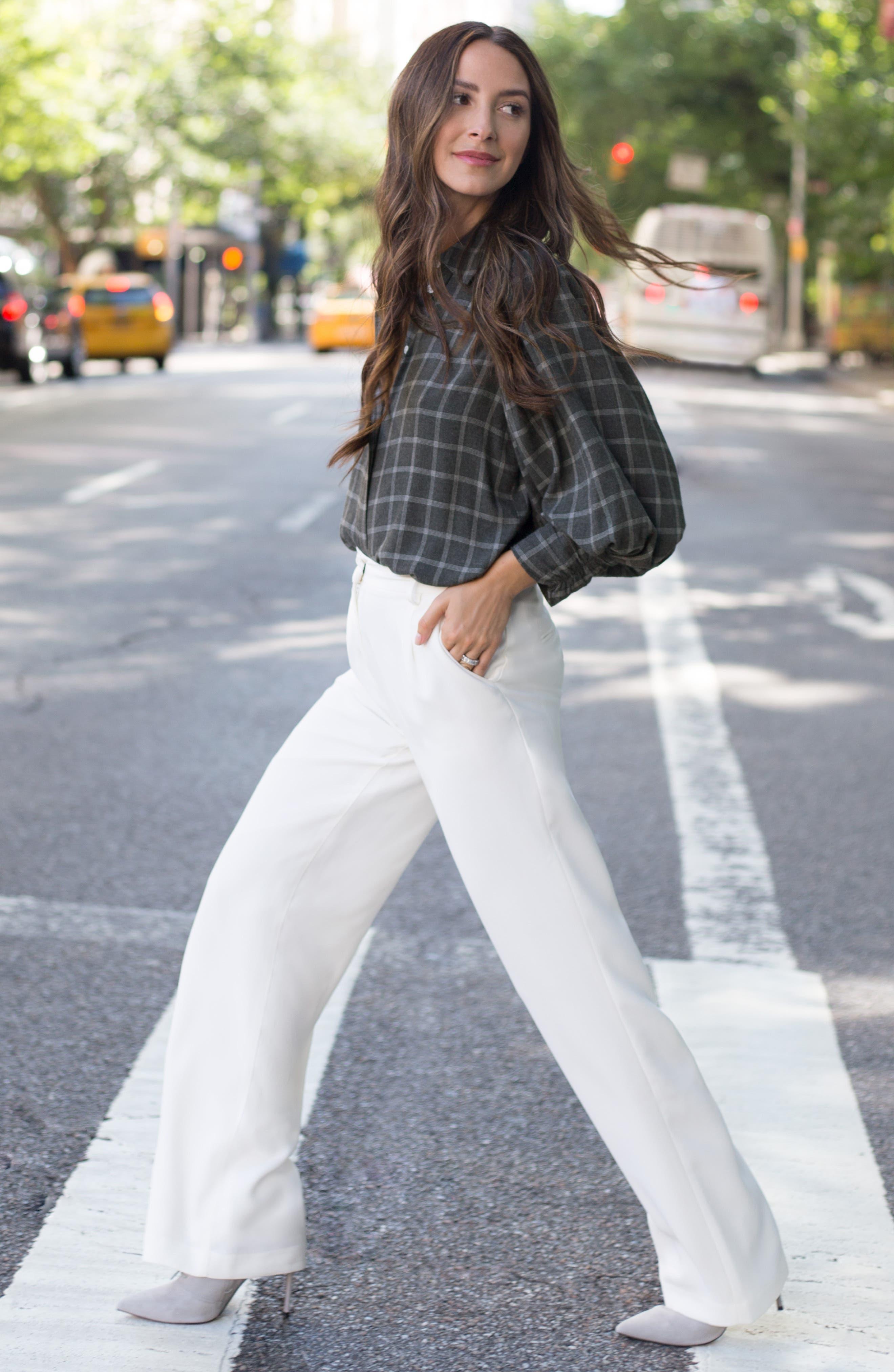 Full Sleeve Flannel Shirt,                             Alternate thumbnail 2, color,                             030