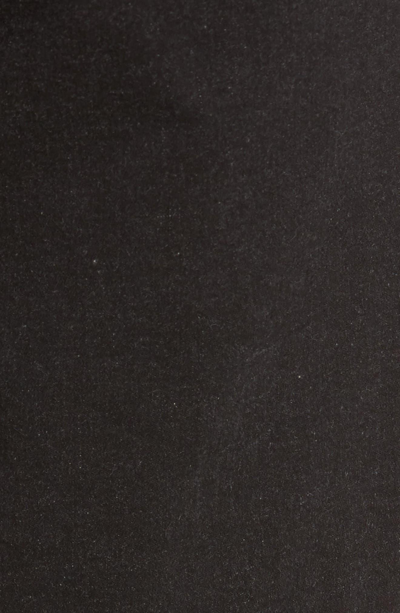 Sureshot Chino Shorts,                             Alternate thumbnail 5, color,                             BLACK WASH