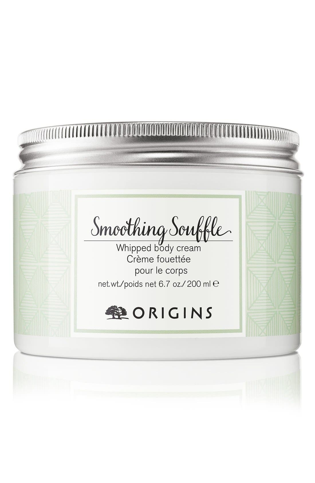 Smoothing Soufflé Whipped Body Cream,                             Main thumbnail 1, color,                             NO COLOR
