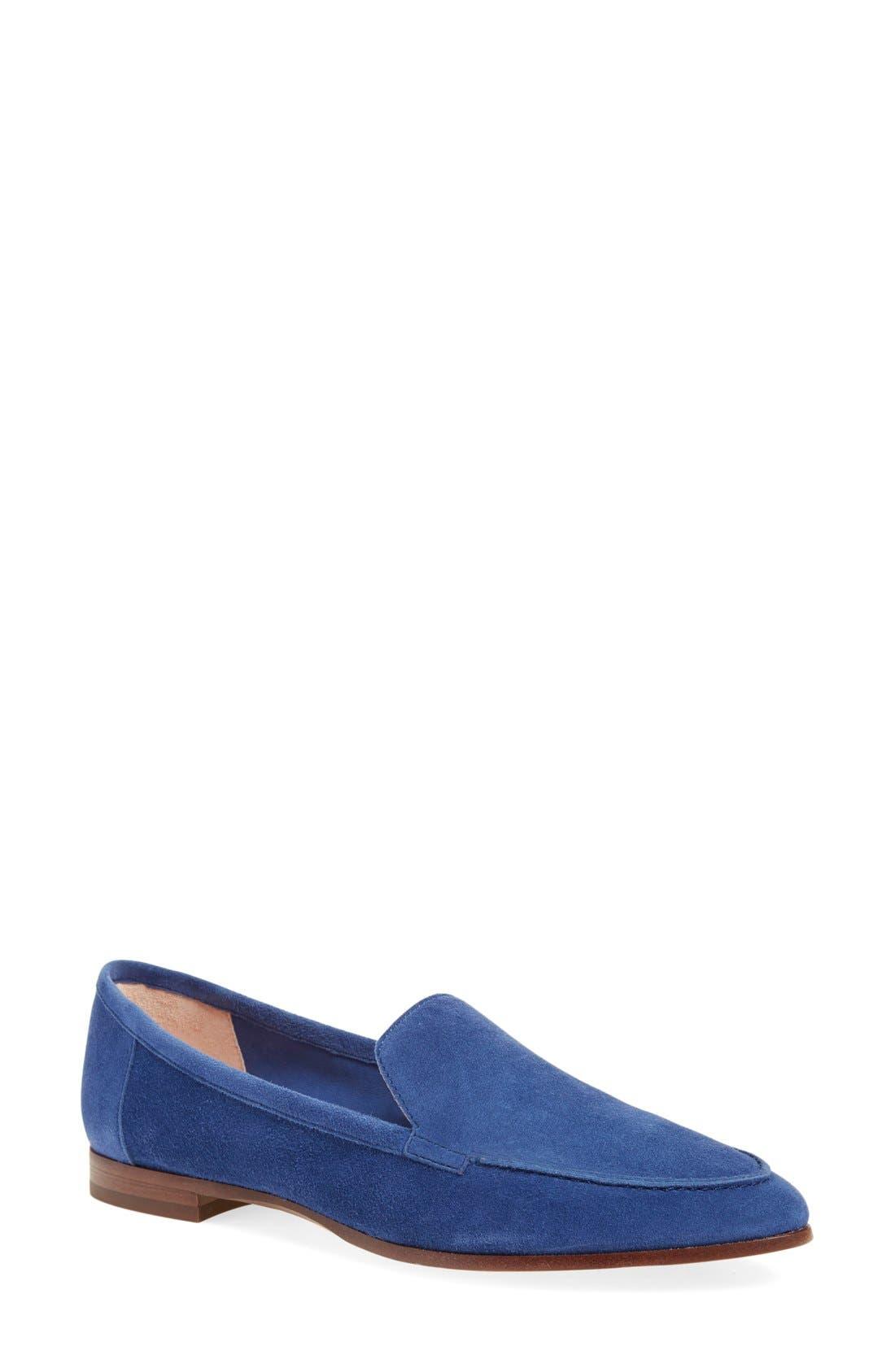 'carima' loafer flat,                             Main thumbnail 14, color,