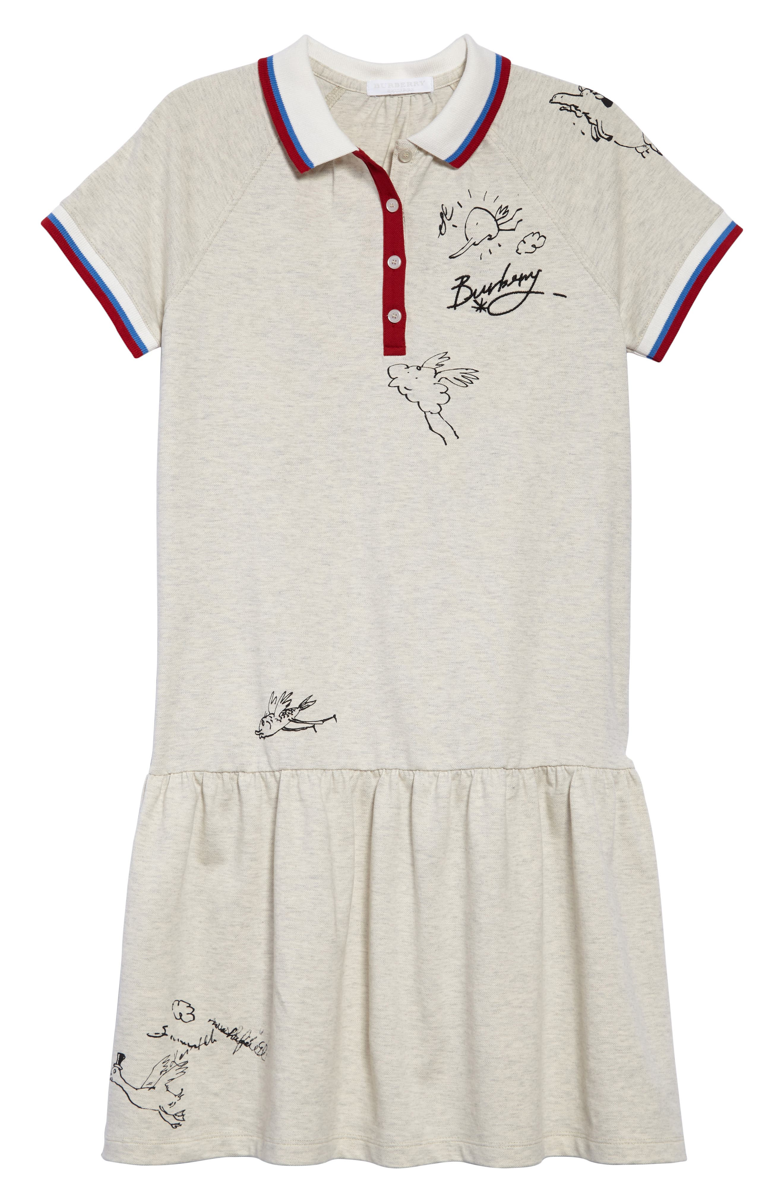Cali Polo Dress,                         Main,                         color, 100