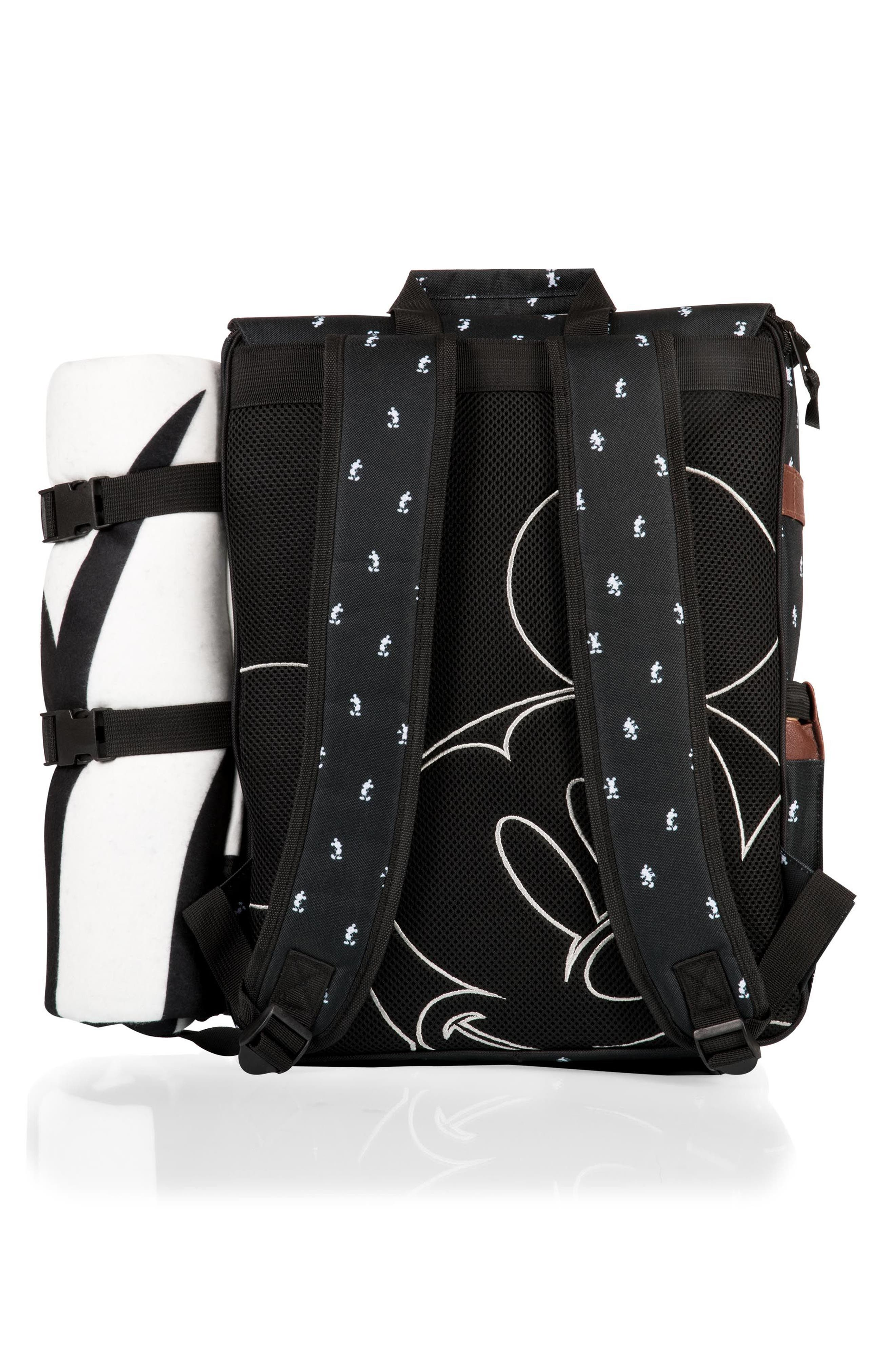 Mickey Mouse<sup>®</sup> Picnic Backpack,                             Alternate thumbnail 2, color,                             001