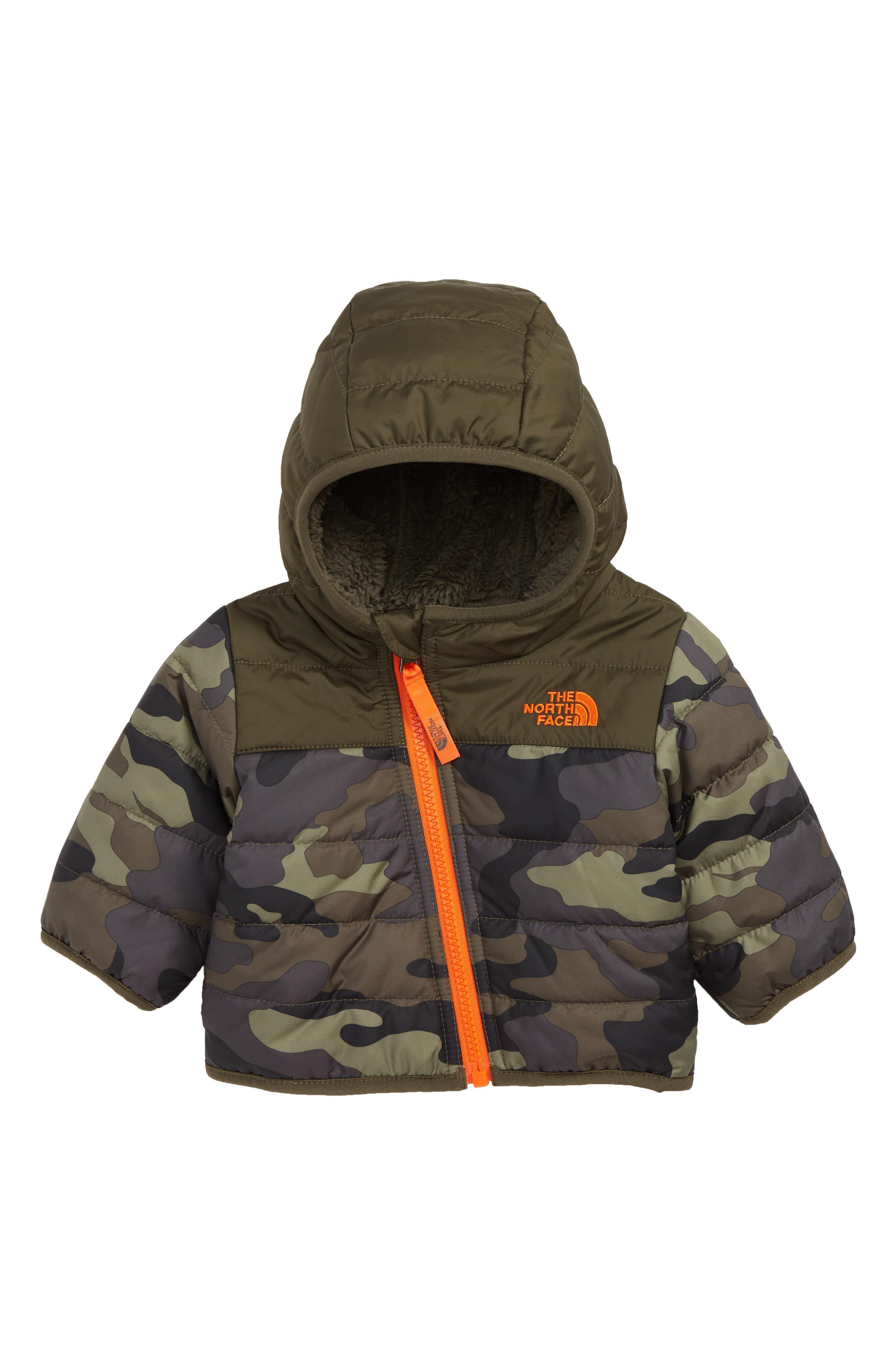 Mount Chimborazo Reversible Jacket,                         Main,                         color, TAUPE/ GREEN CAMO PRINT