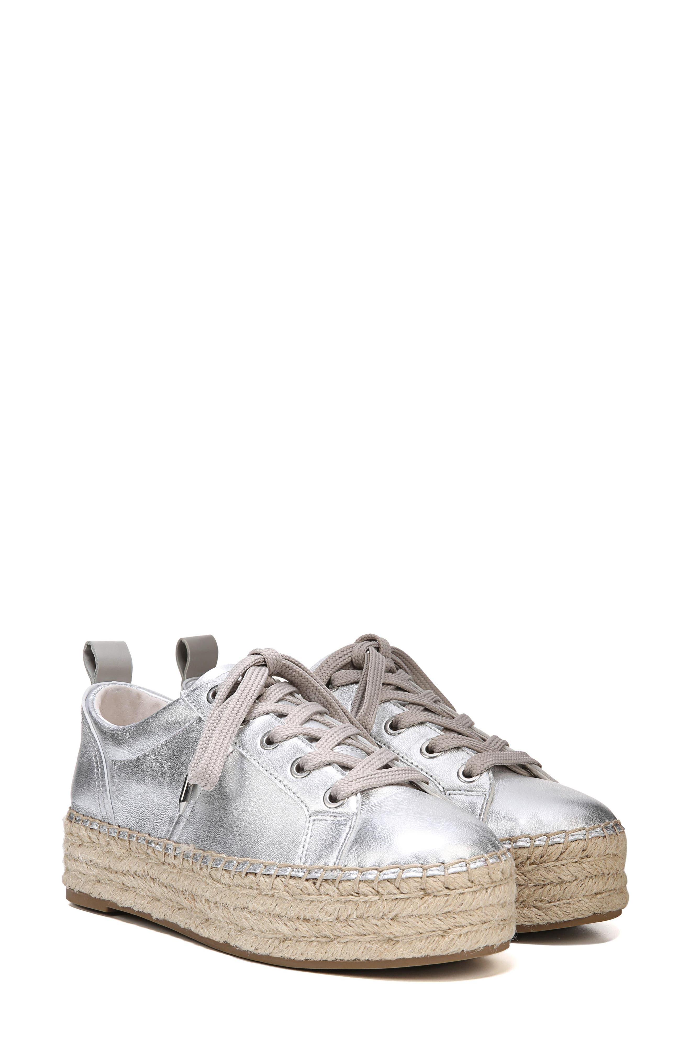 Carleigh Espadrille Sneaker,                             Alternate thumbnail 8, color,                             040