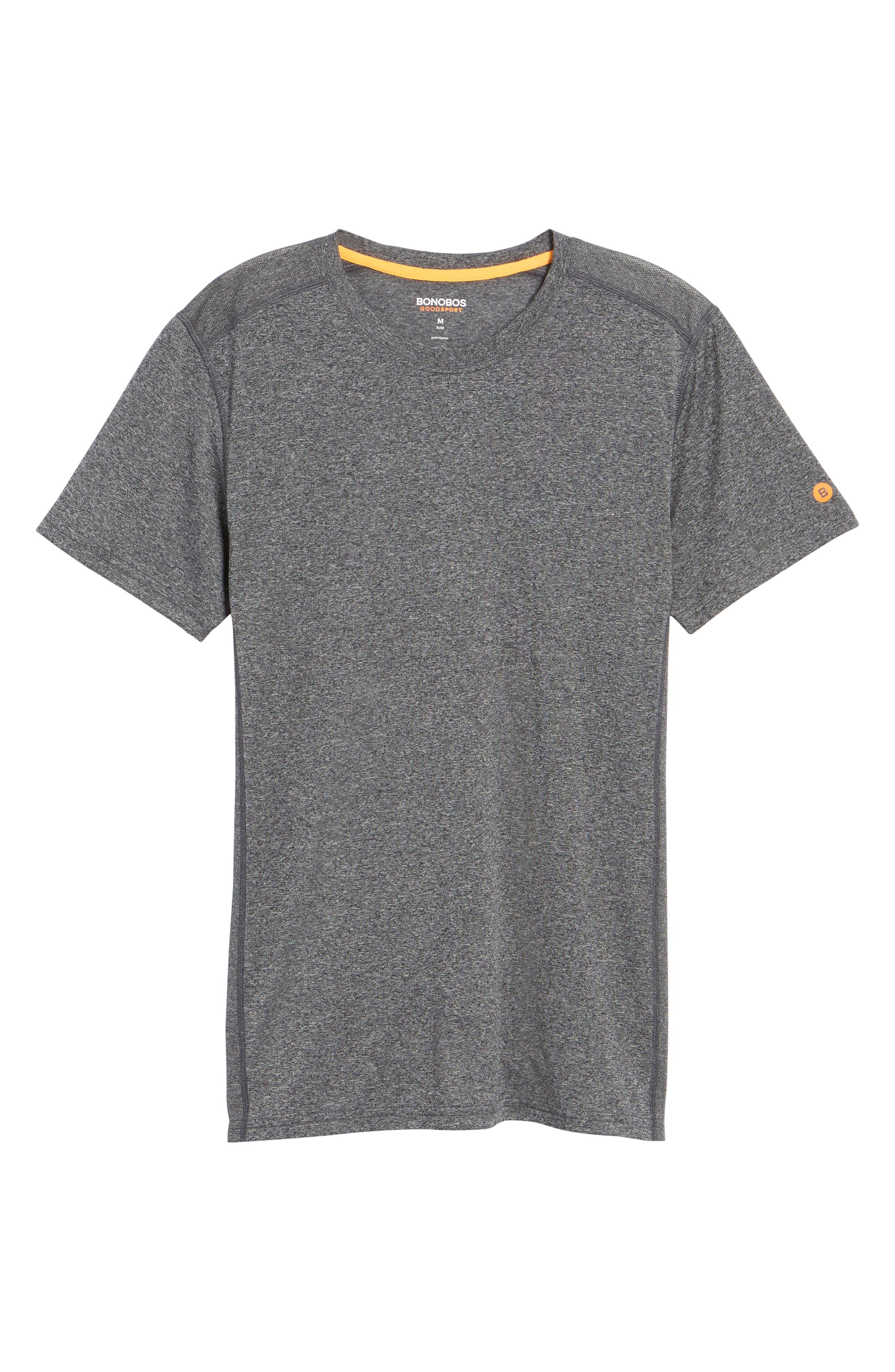 Goodsport Mesh Panel T-Shirt,                             Alternate thumbnail 32, color,