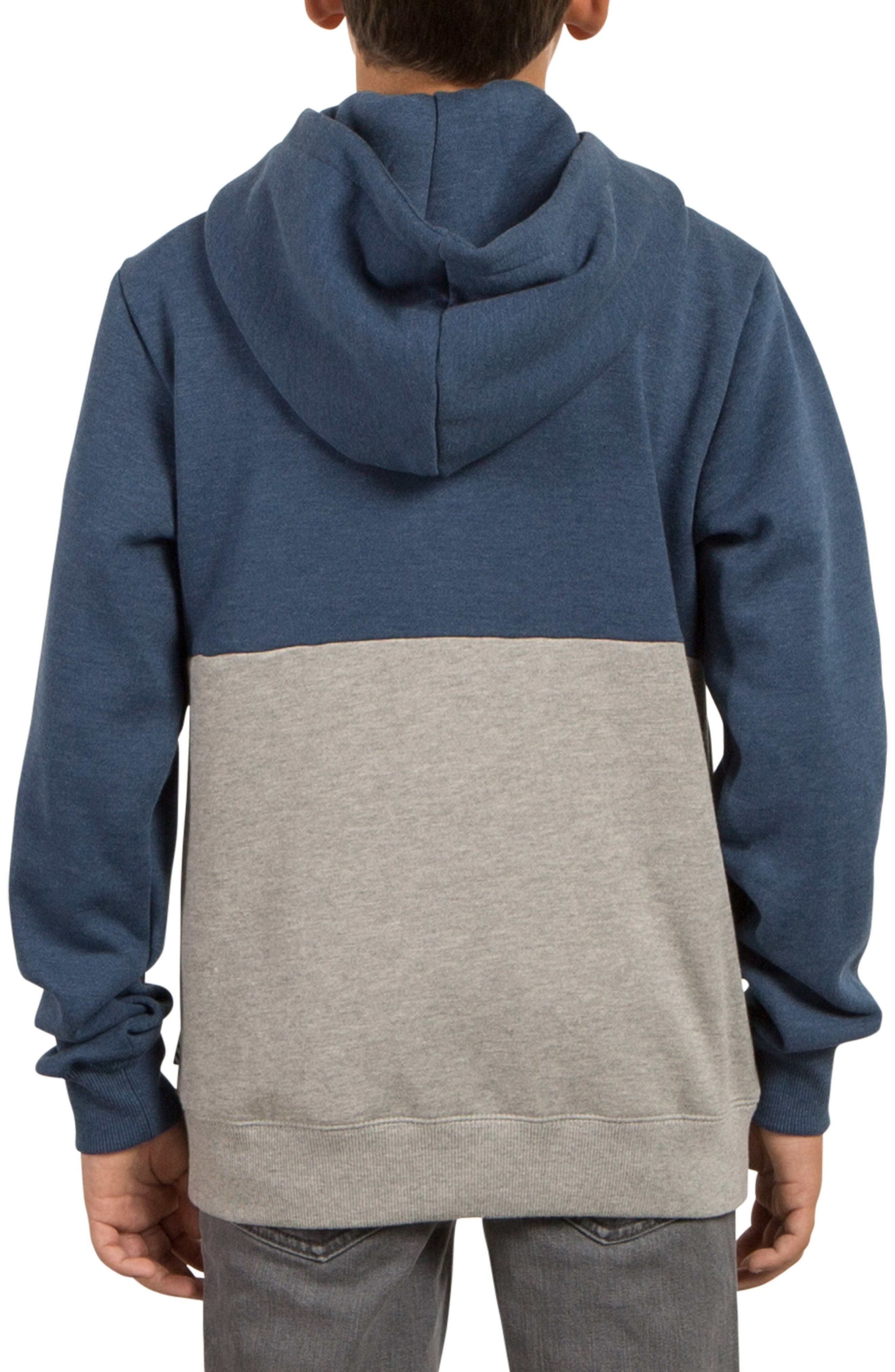 Single Stone Division Zip-Up Hoodie,                             Alternate thumbnail 2, color,                             490