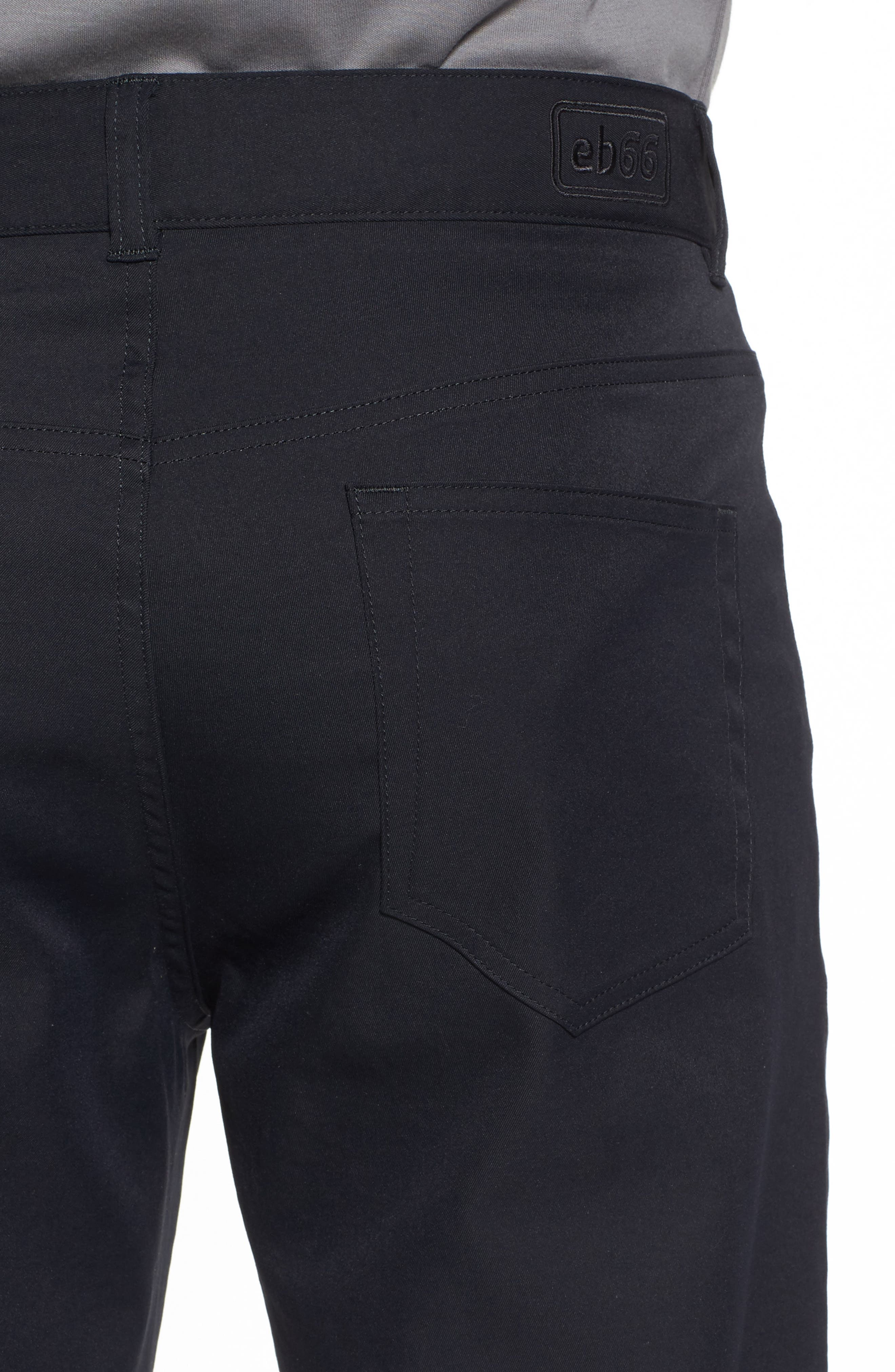 EB66 Performance Six-Pocket Pants,                             Alternate thumbnail 4, color,                             001
