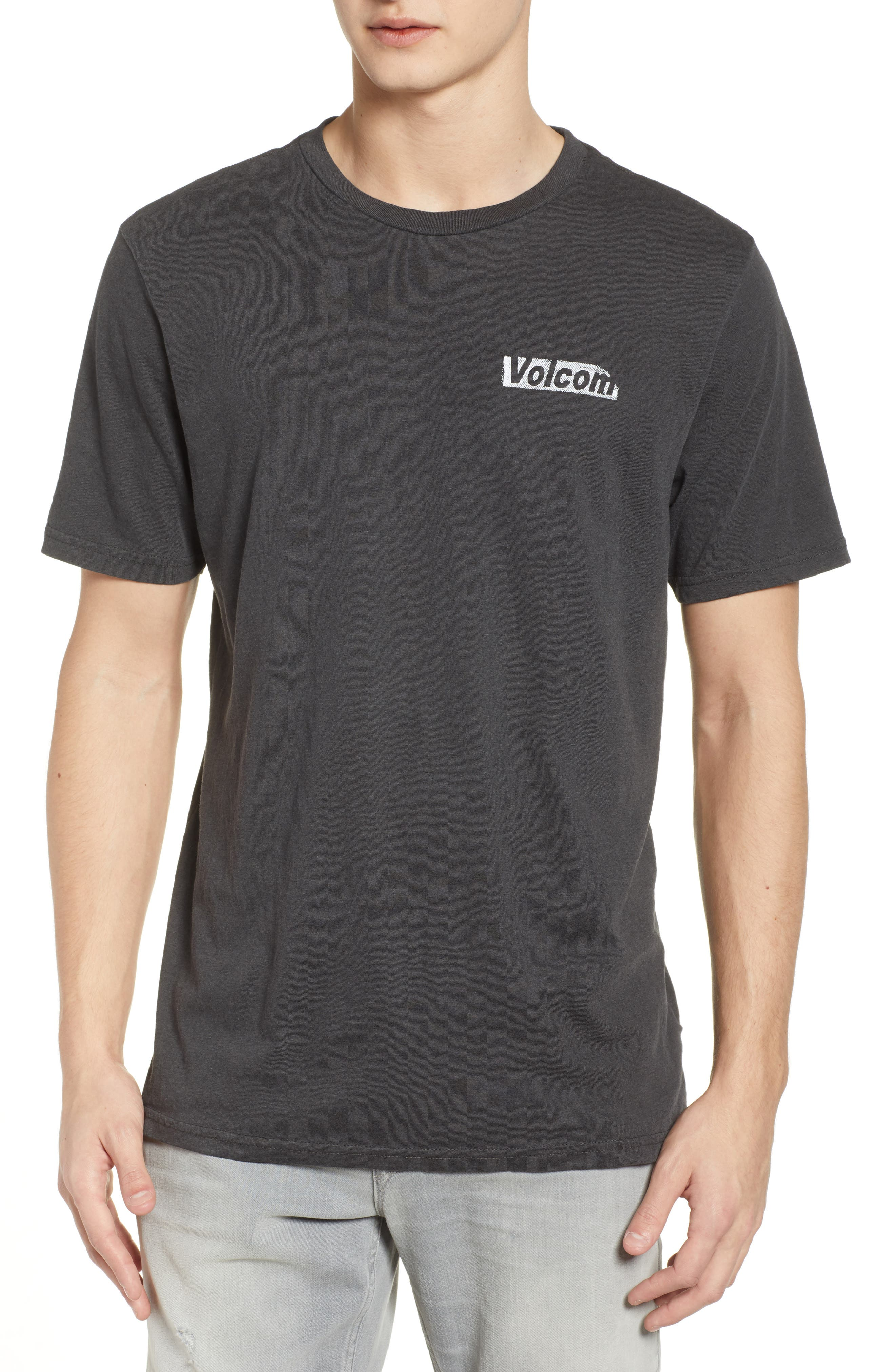 Liberate Stone Graphic T-Shirt,                             Main thumbnail 1, color,