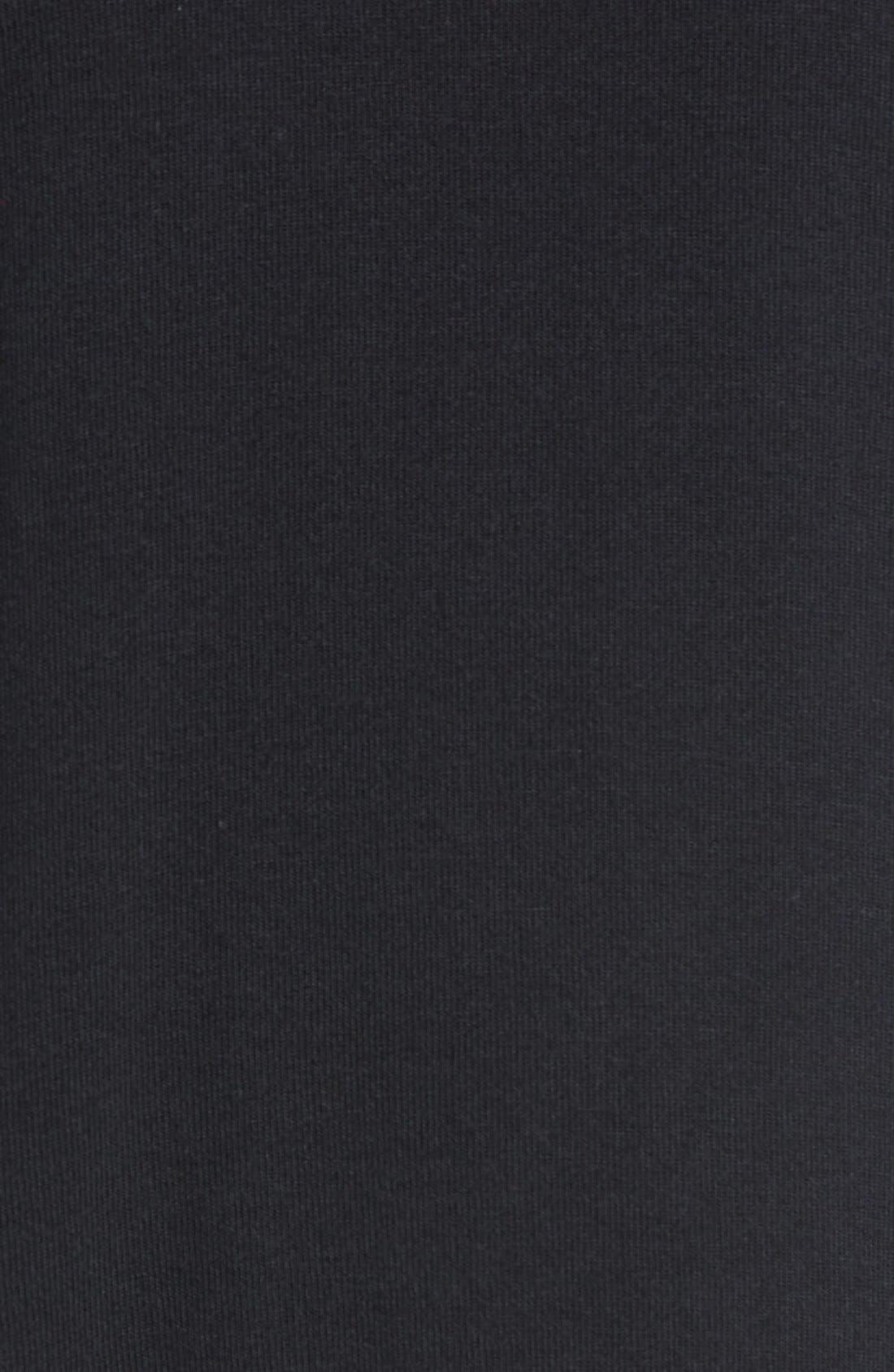 BAILEY 44,                             'Big Hit' Cold Shoulder Sweater,                             Alternate thumbnail 3, color,                             001