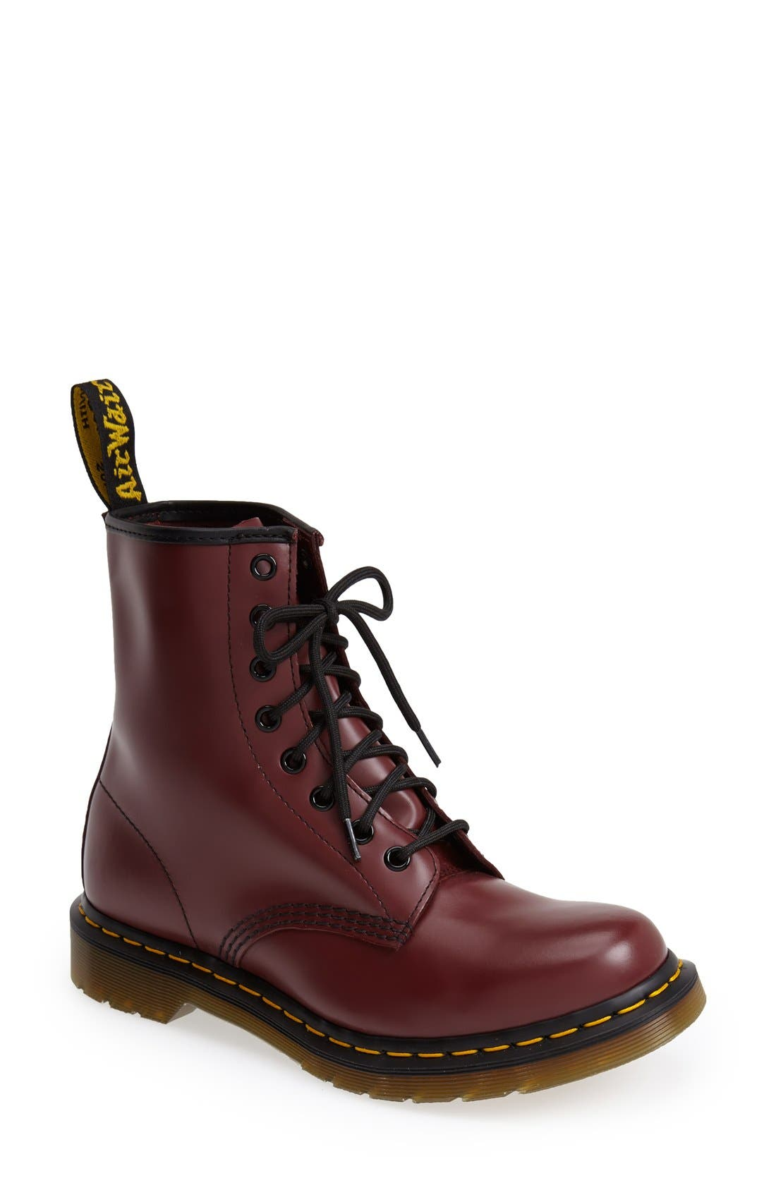 '1460 W' Boot,                             Main thumbnail 1, color,                             600