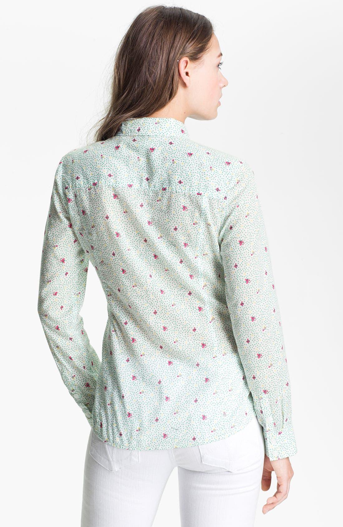 Long Sleeve Shirt,                             Alternate thumbnail 130, color,