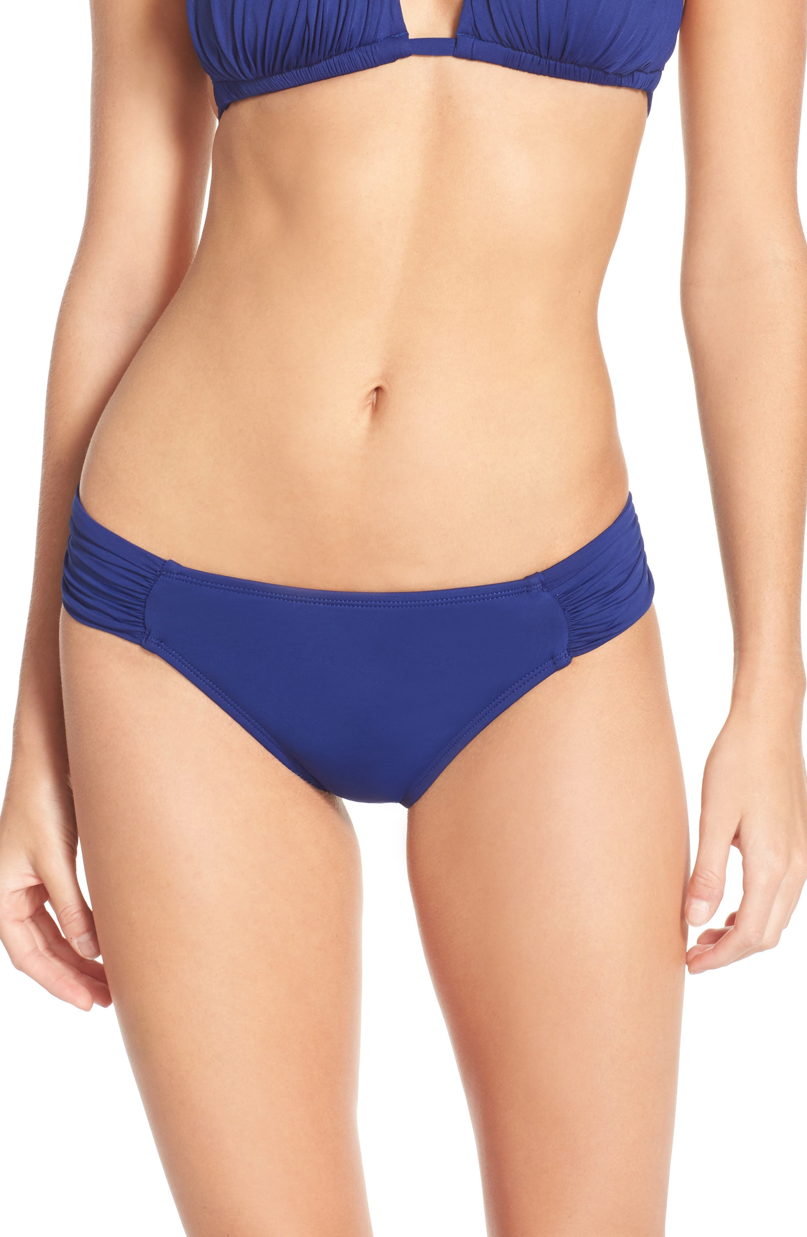 Island Goddess Hipster Bikini Bottoms,                             Alternate thumbnail 90, color,